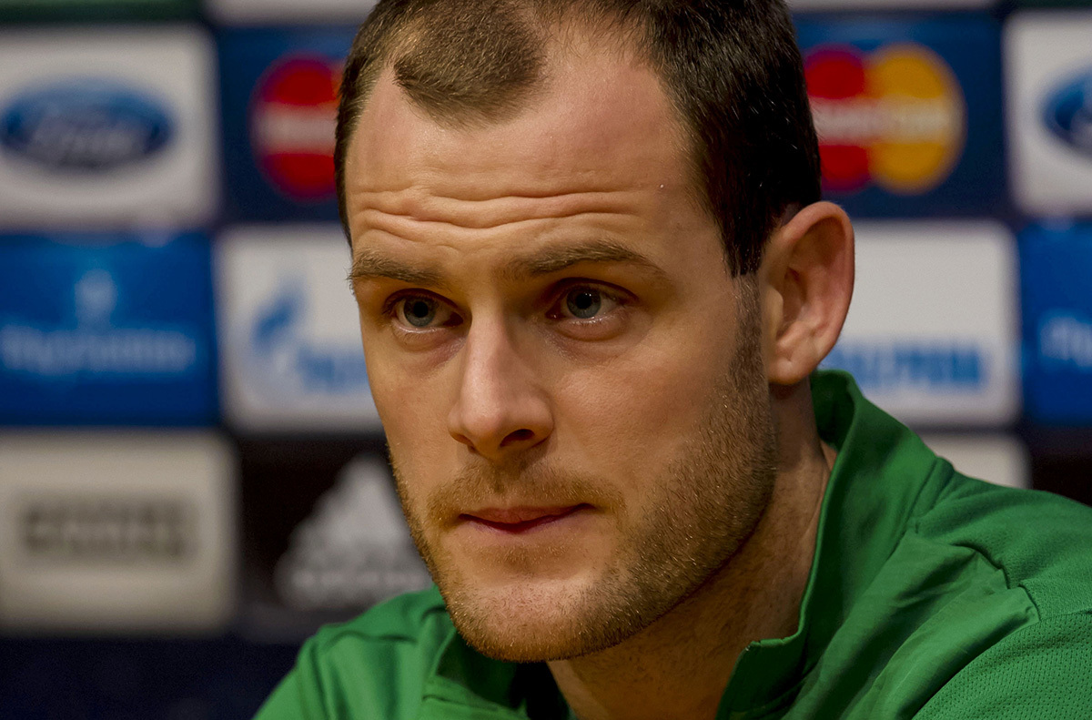 Celtic's Anthony Stokes (SNS Group / Sammy Turner)