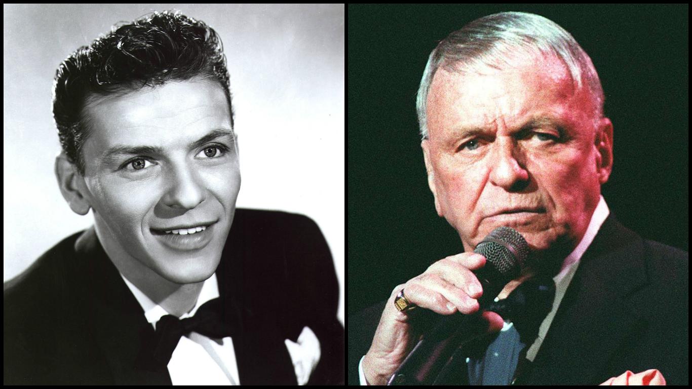 Sinatra (PA Archive)
