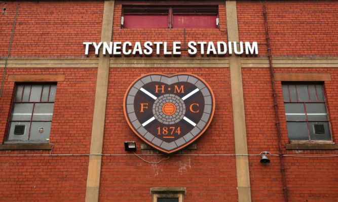 Hearts FC will take part in the charity event