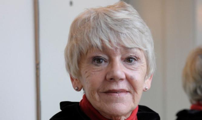 Bea Jones, mother of murdered business woman Moira Jones