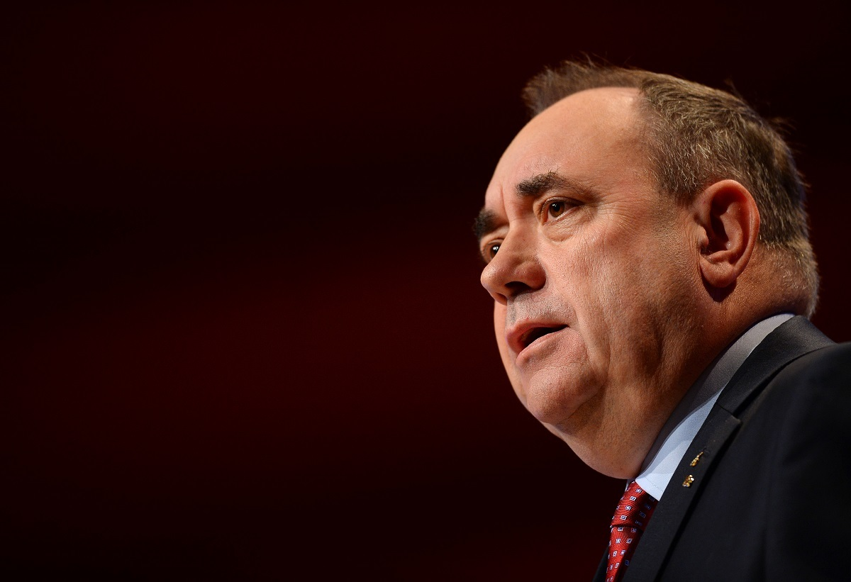 Alex Salmond (Mark Runnacles/Getty Images)