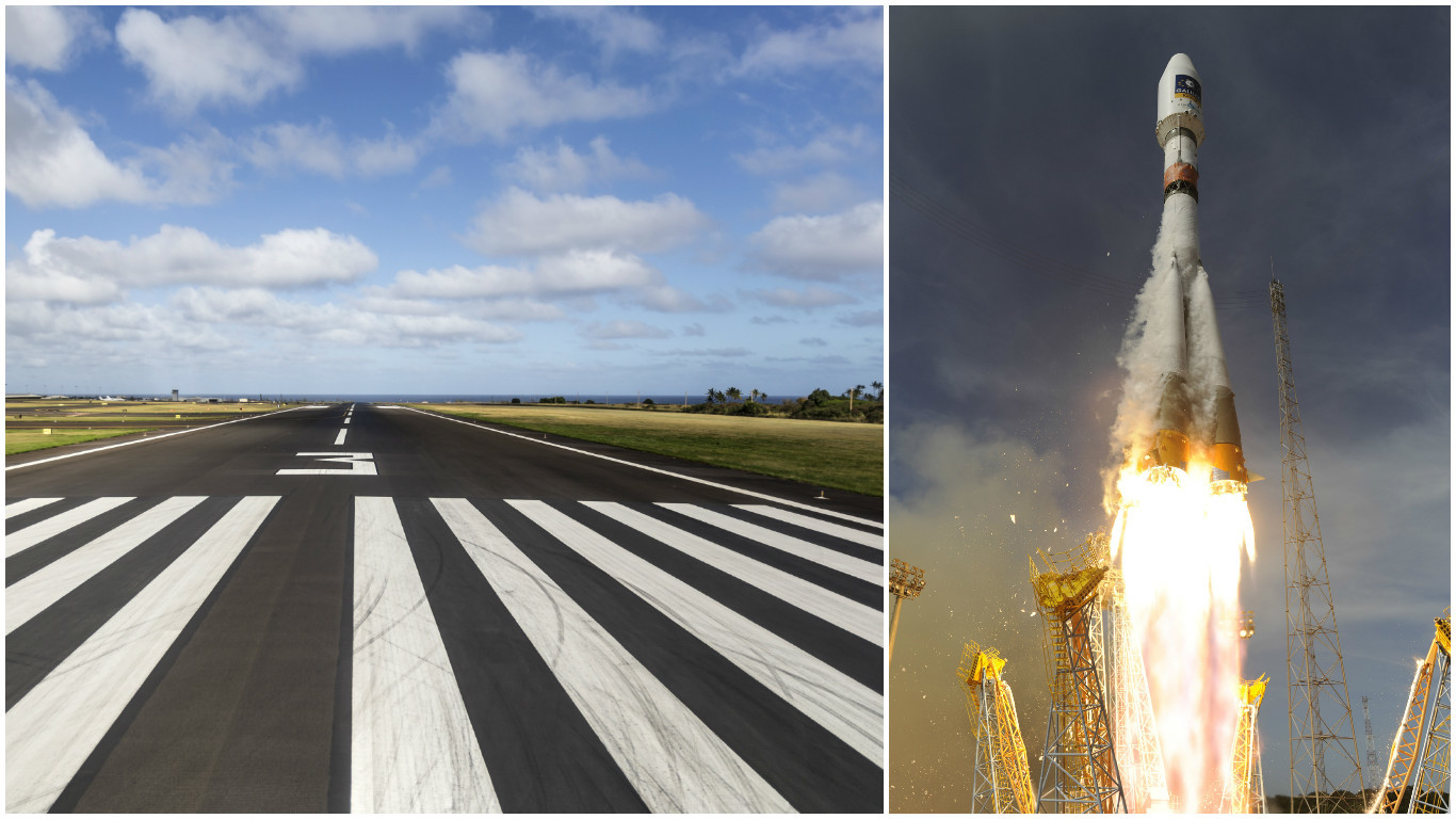 Could Scotland be home to a spaceport soon? (Getty Images)