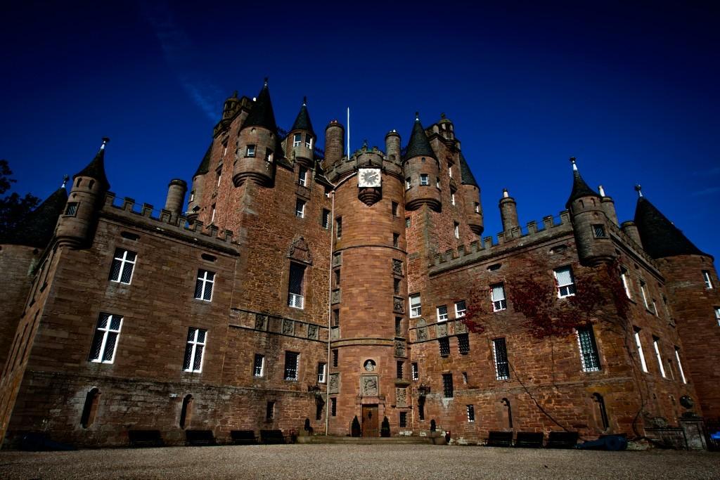 Glamis Castle (Steve MacDougall / DC Thomson)