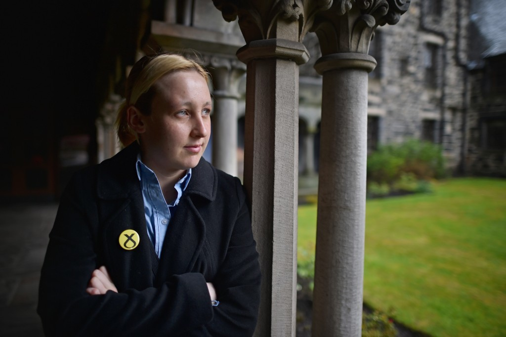 Mhairi Black (Jeff J Mitchell / Getty Images)