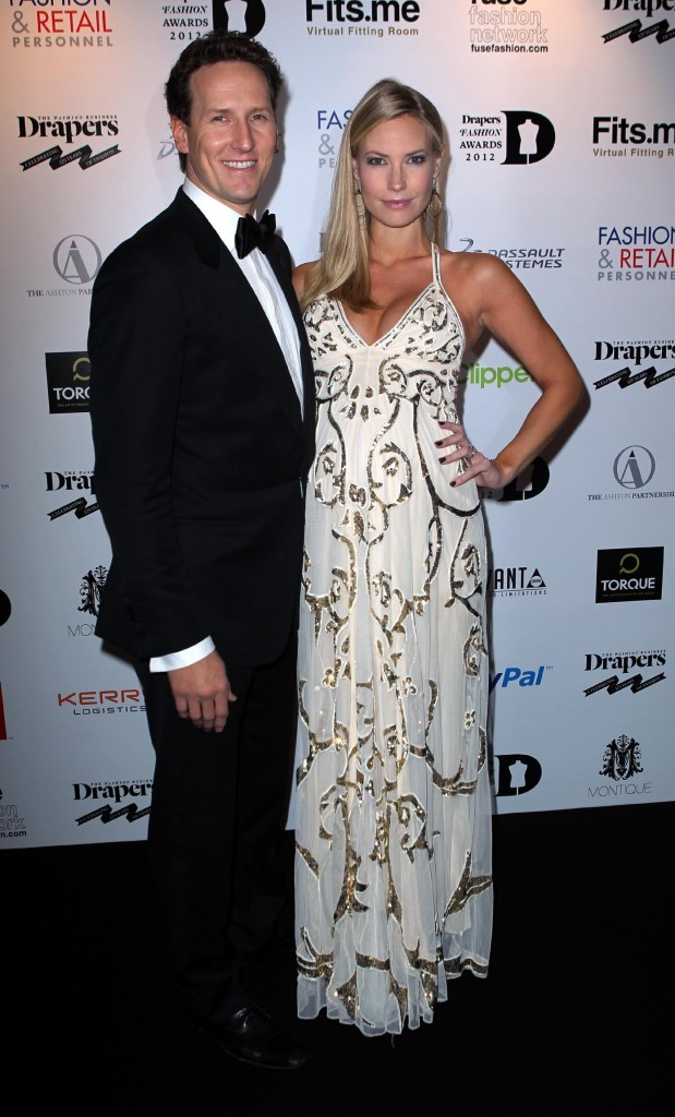 Brendan Cole and wife Zoe Hobbs (PA Archive/Press Association)