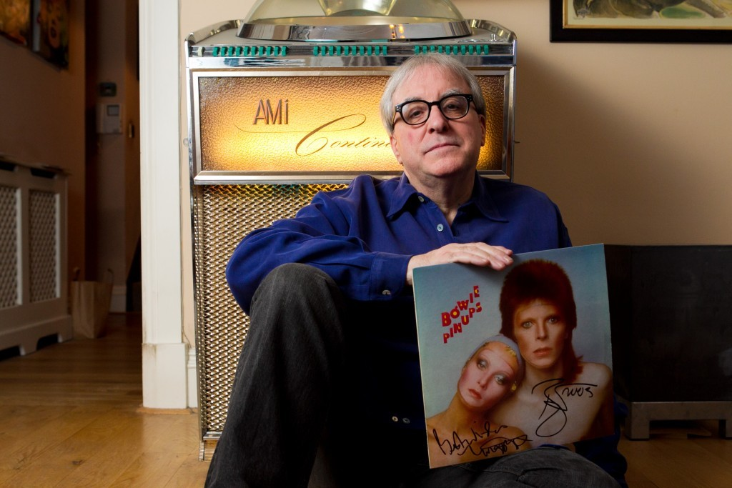 Showbiz reporter, Billy Sloan, as he remembers the many times he met, and interviewed David Bowie.