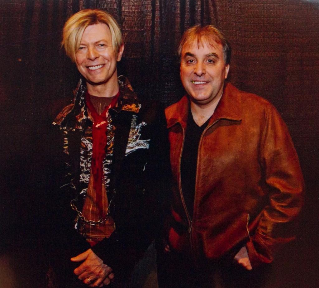 Bowie & Sloan - Glasgow SECC 2003