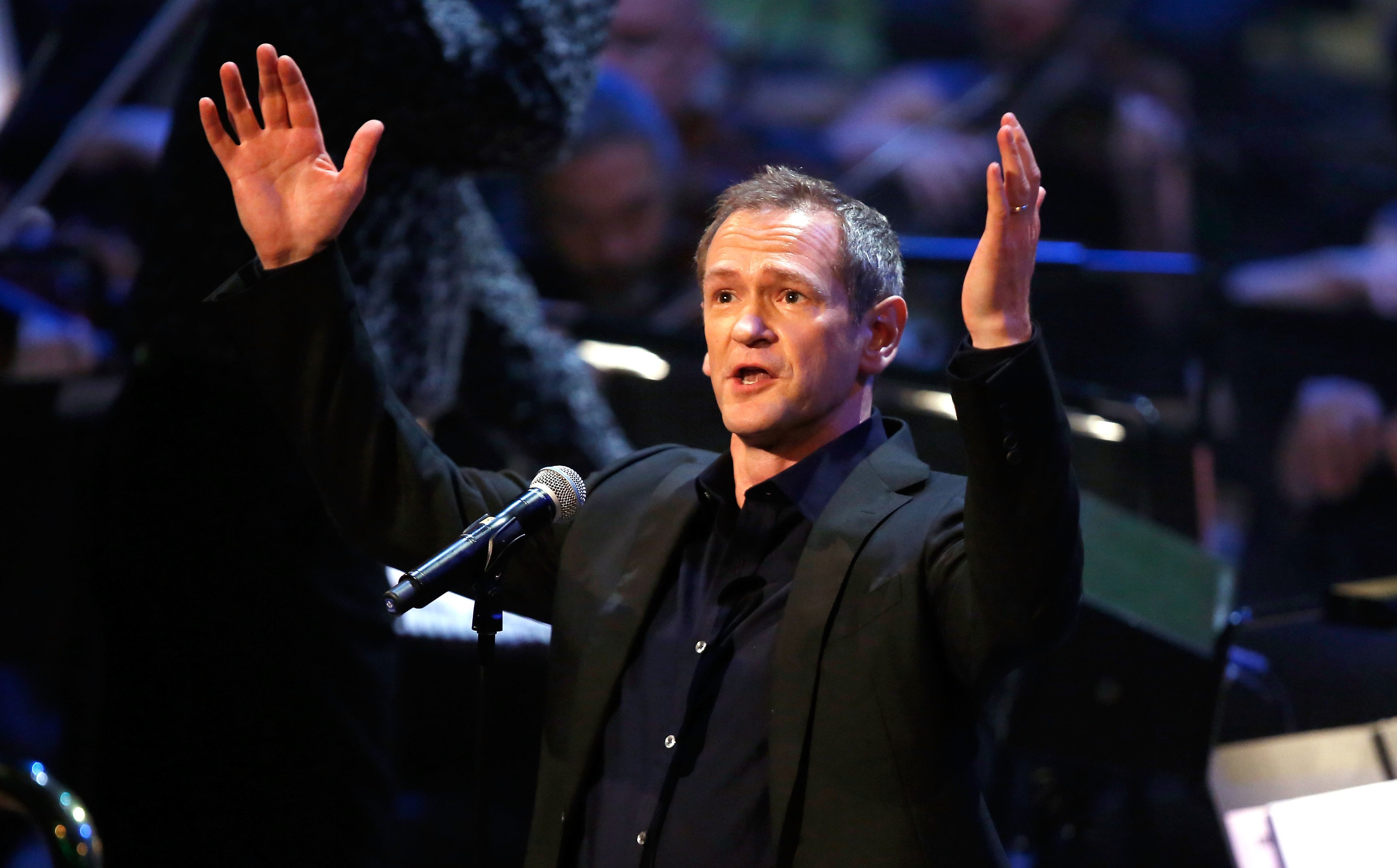 Alexander Armstrong (Tim P. Whitby/Getty Images)