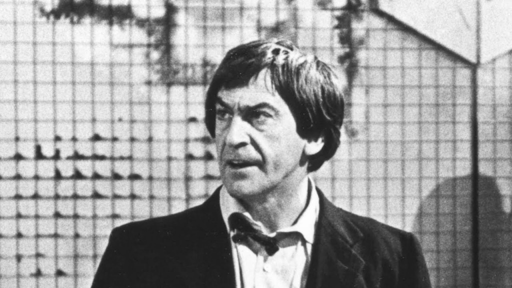 Patrick Troughton as the Doctor