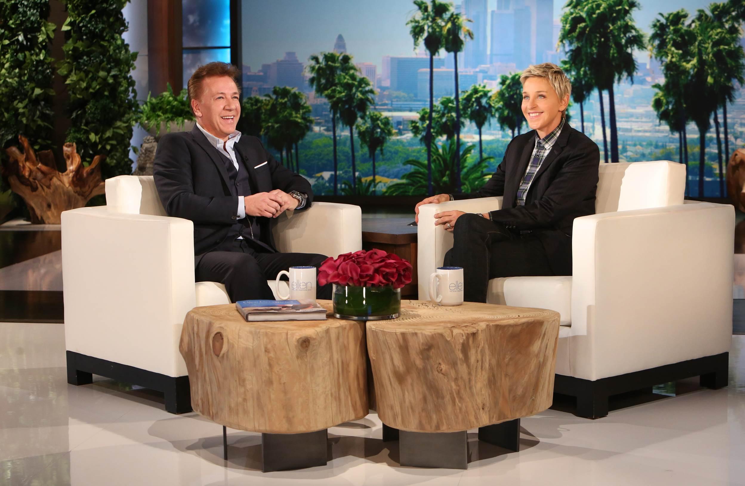 Ross and Ellen