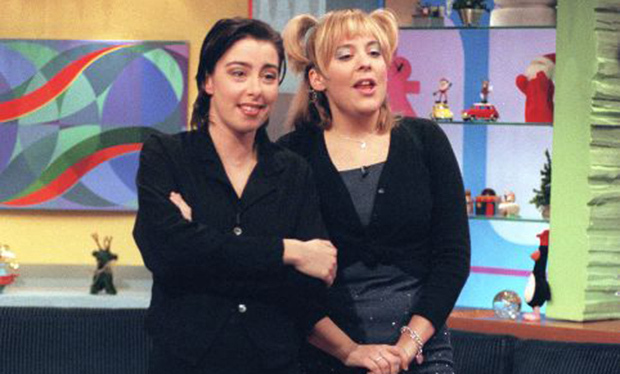 Mel and Sue on Light Lunch