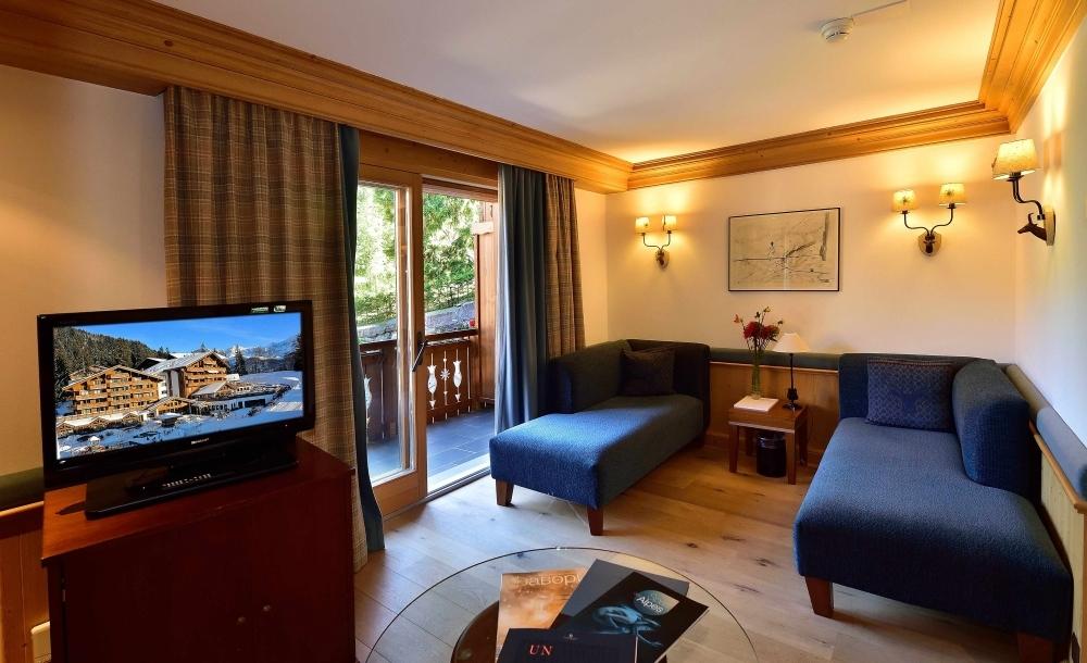 Chalet RoyAlp Hotel & Spa - Junior Suite
