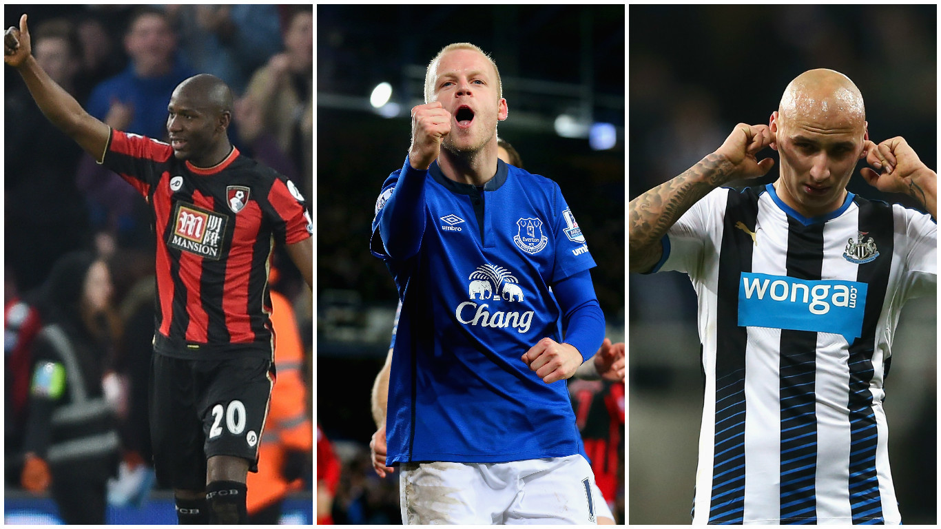 Afobe, Naismith and Shelvey have all made moves (PA & Getty Images)
