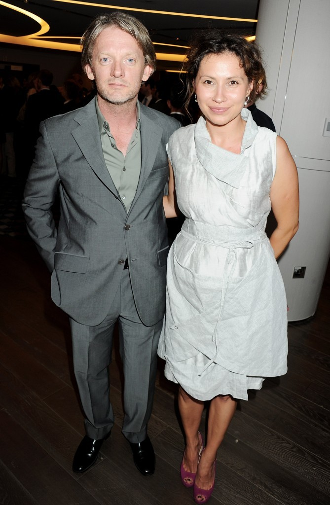 Douglas Henshall and Tena Stivicic (Photo by Dave M. Benett/Getty Images)