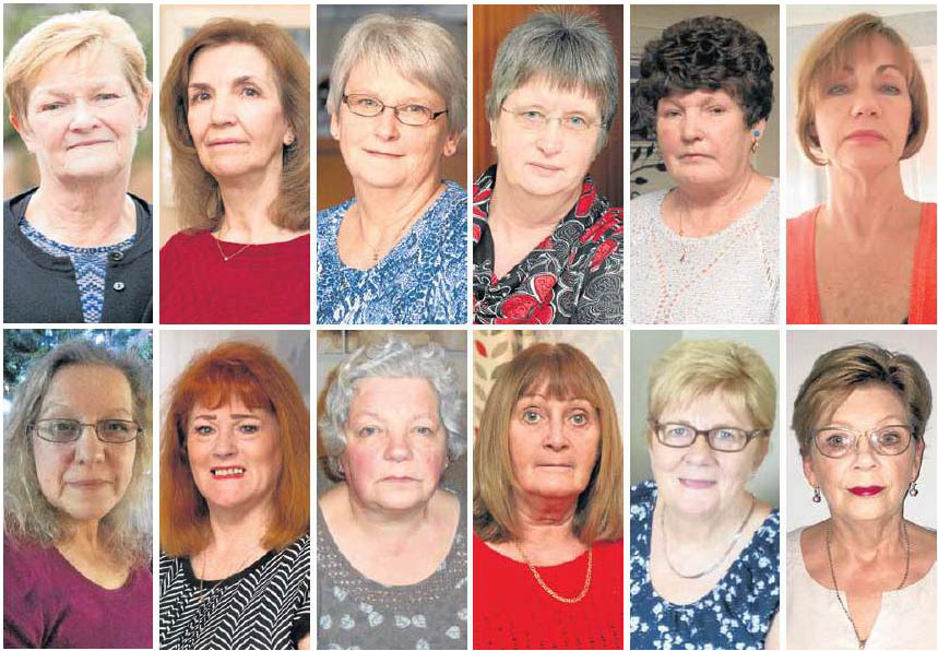 These women have all been let down after a life of hard work