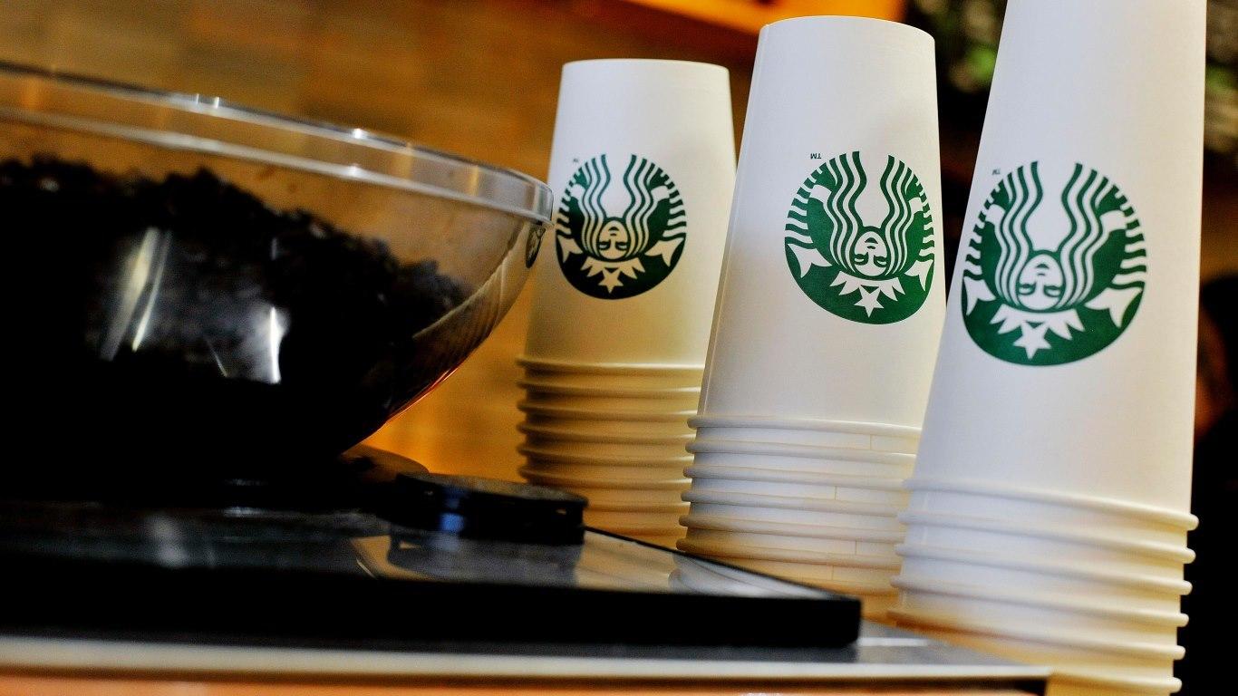 Starbucks (Nick Ansell/PA Wire)