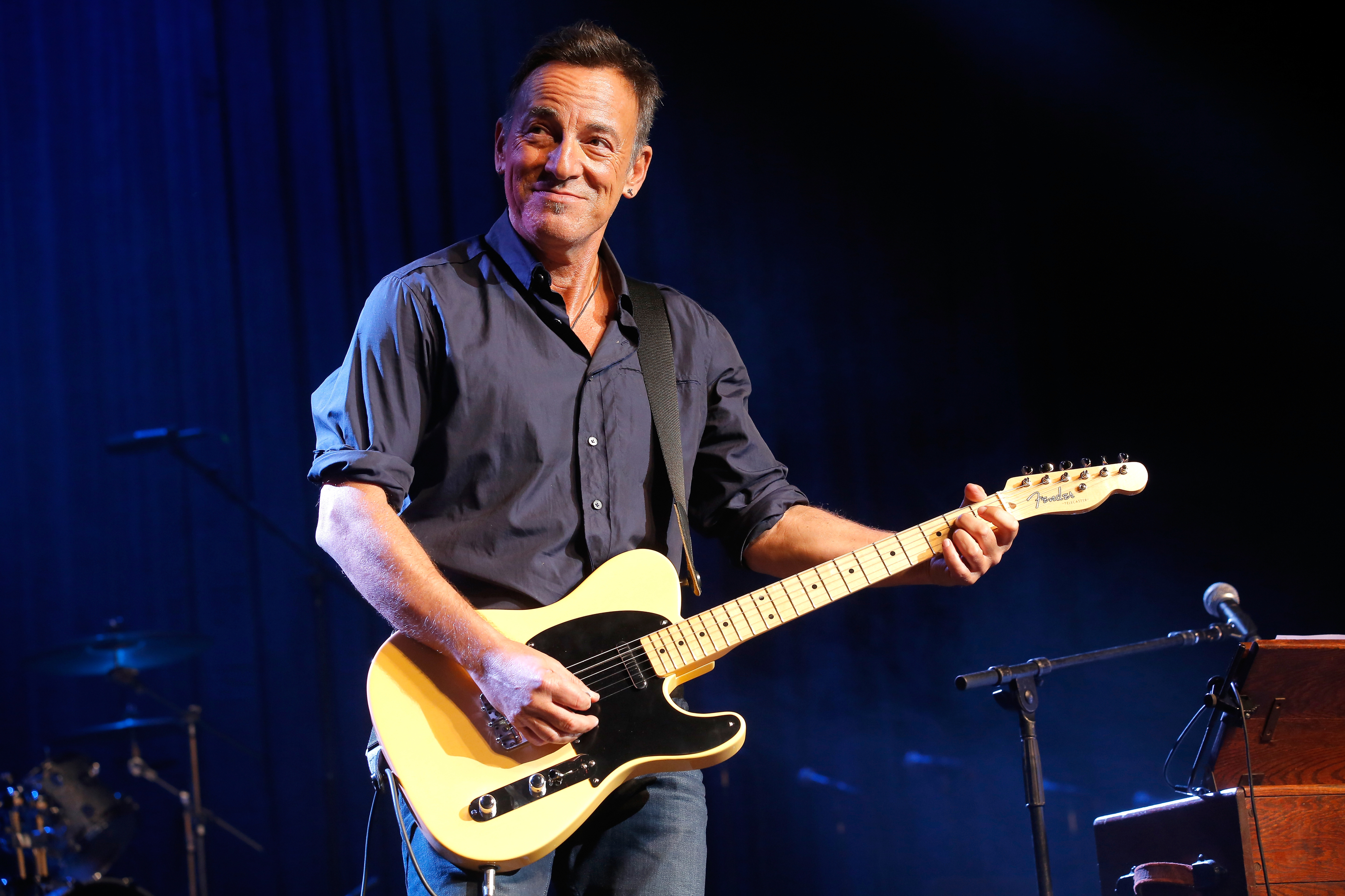 Bruce Springsteen (Jemal Countess/Getty Images)
