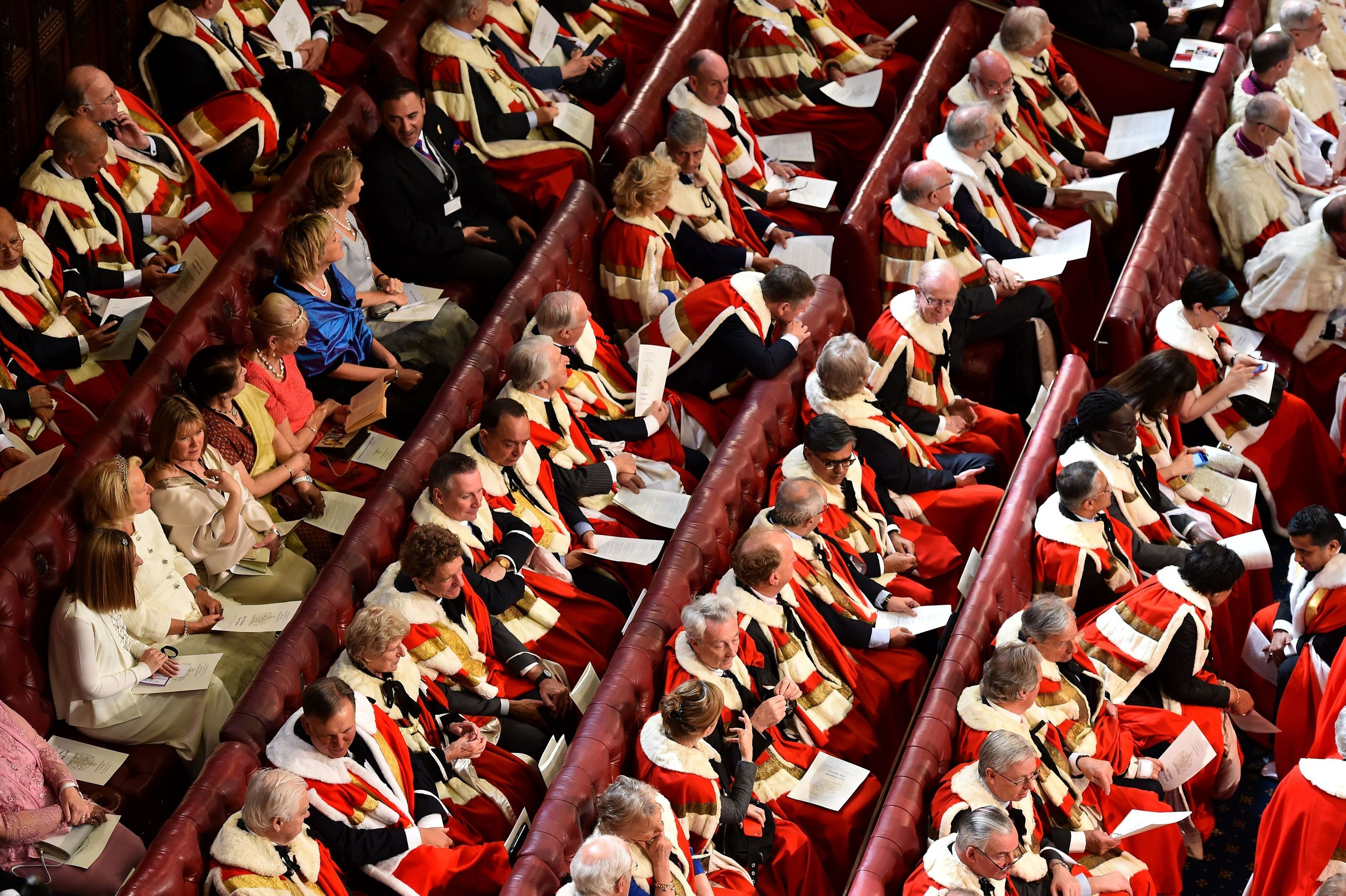 House of Lords (PA Wire)