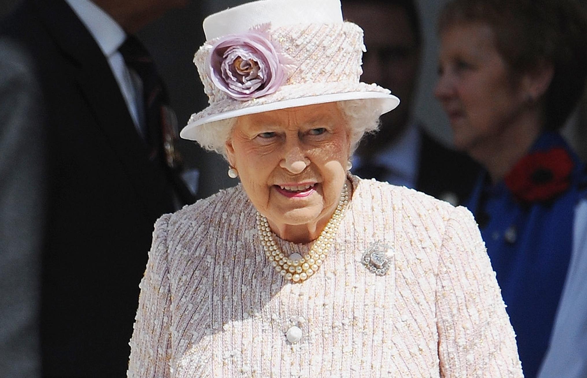 Queen Elizabeth II (Eamonn M. McCormack/Getty Images)