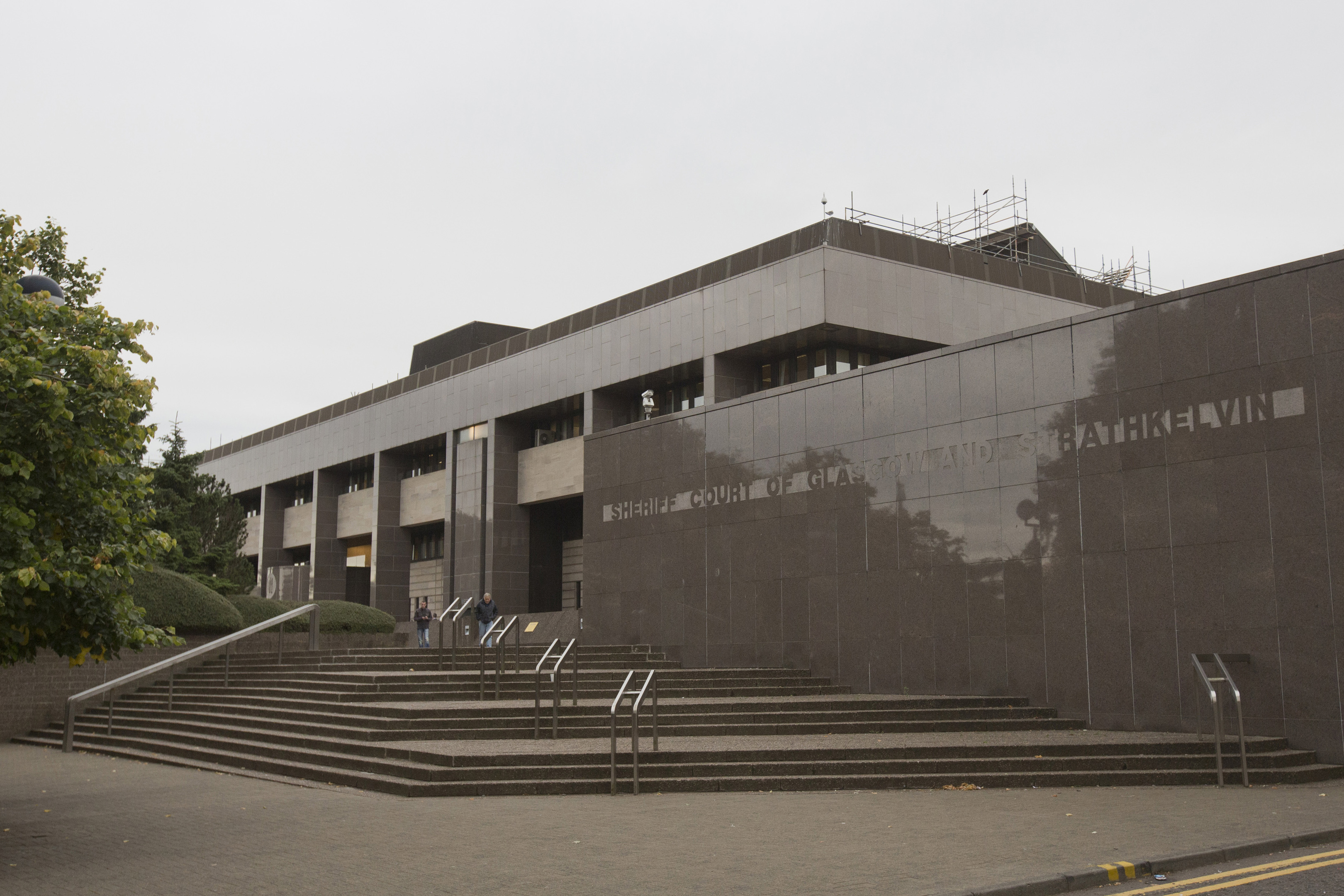 Glasgow Sheriff Court (Michael McGurk)