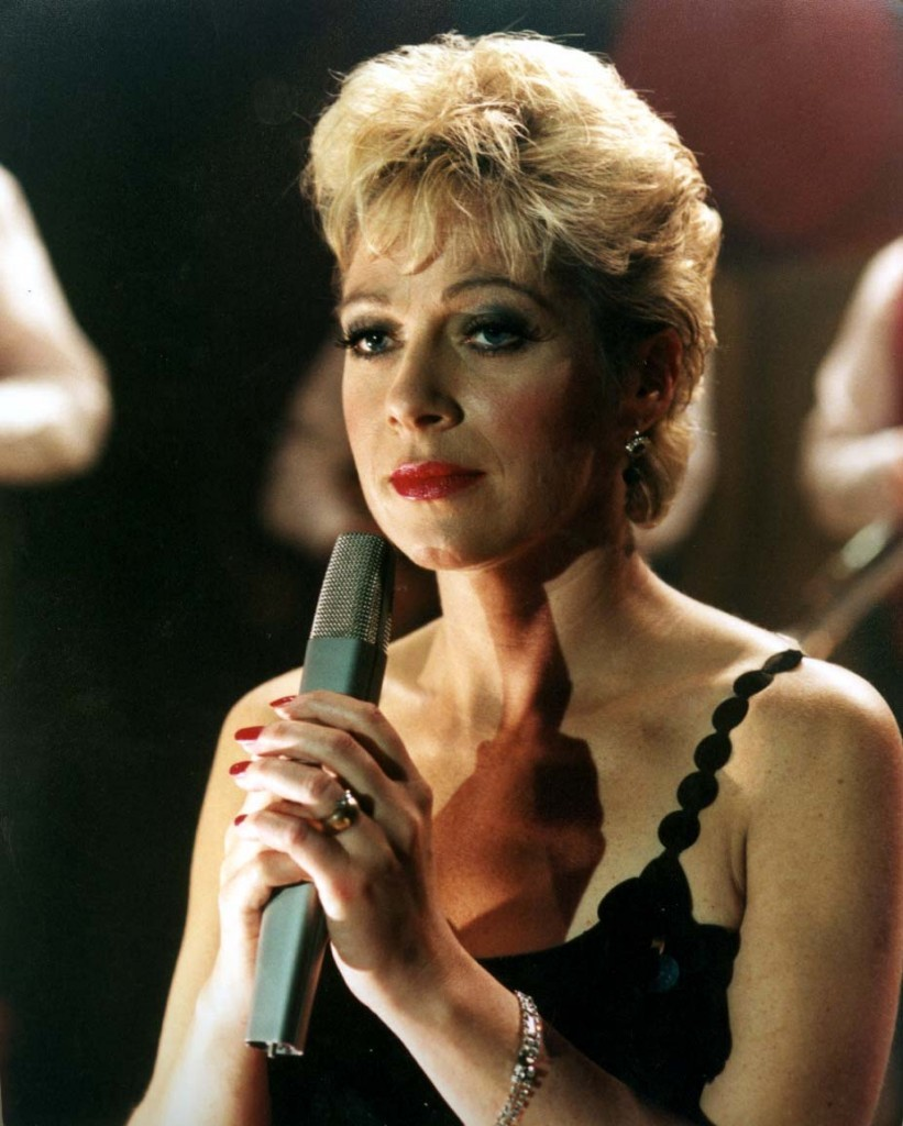 Denise starring in Soldier Soldier (PA Archive)