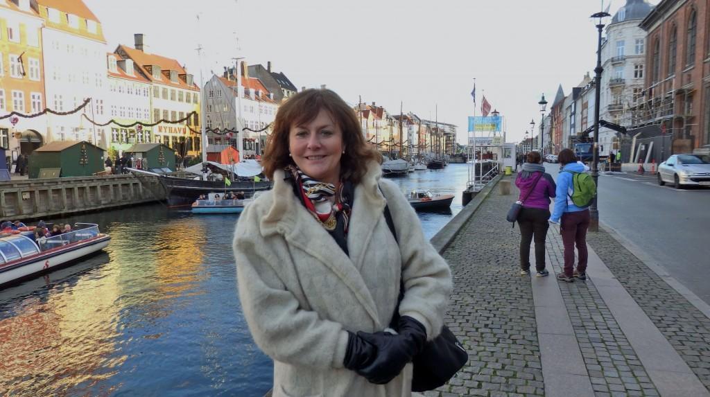 Katie in Copenhagen