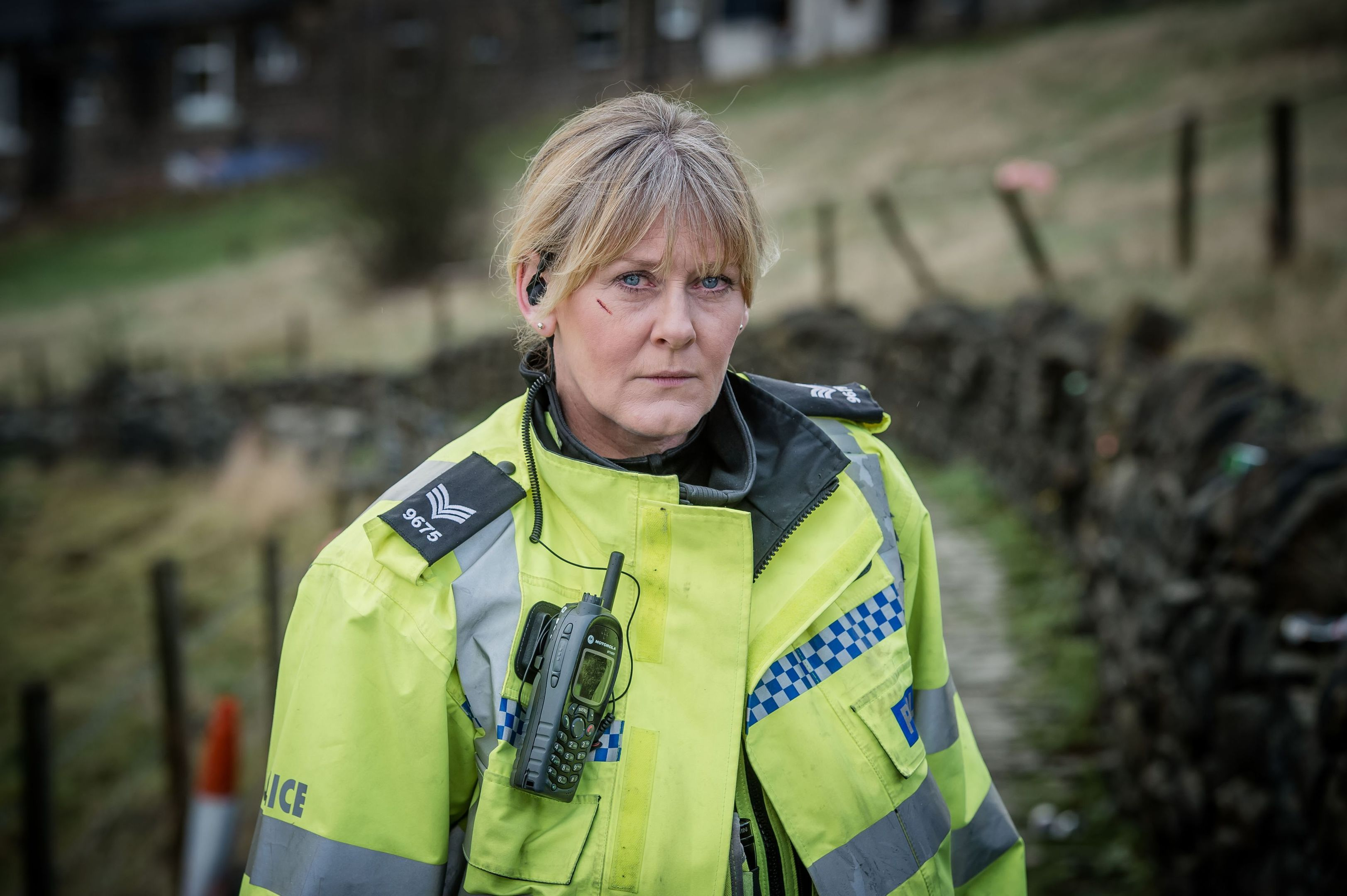 Sarah Lancashire in Happy Valley (PA Photo/BBC/Ben Blackall