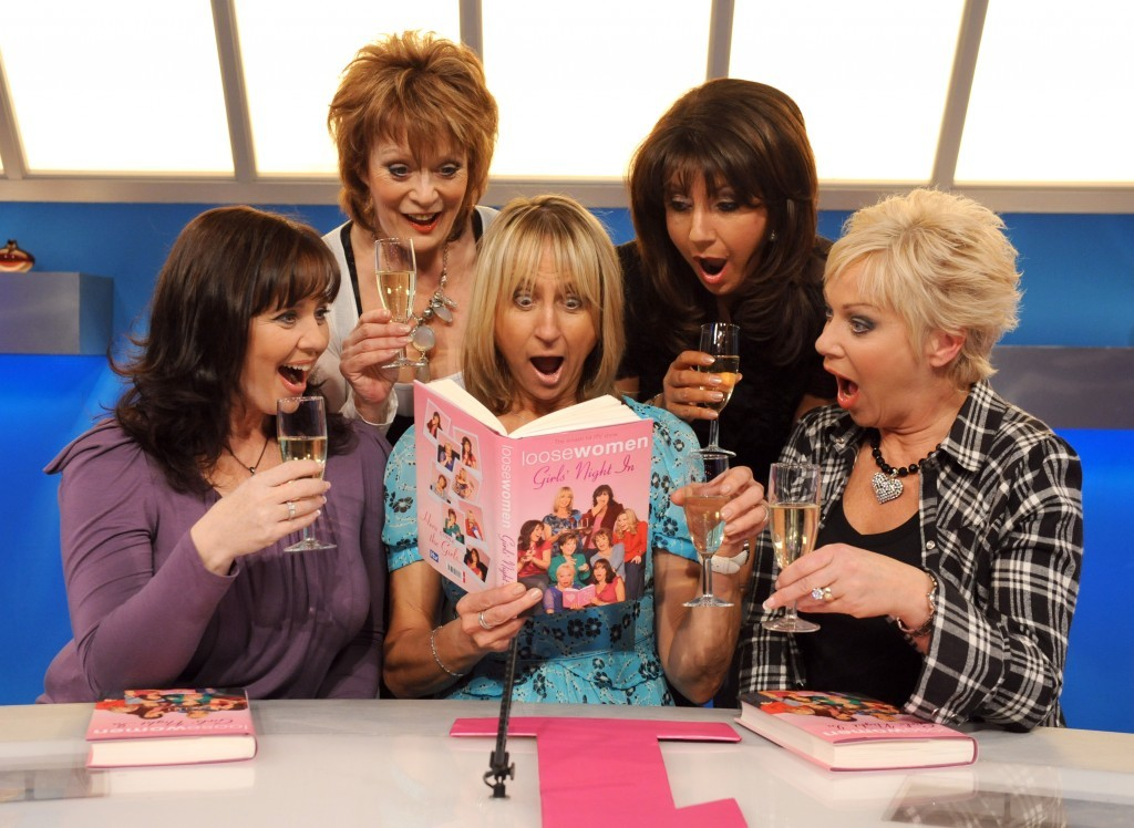 Denise and the Loose Women (Ian West / PA Archive)