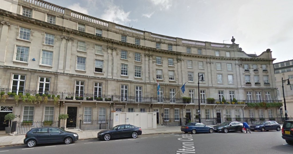 Flats in Belgravia sell for millions