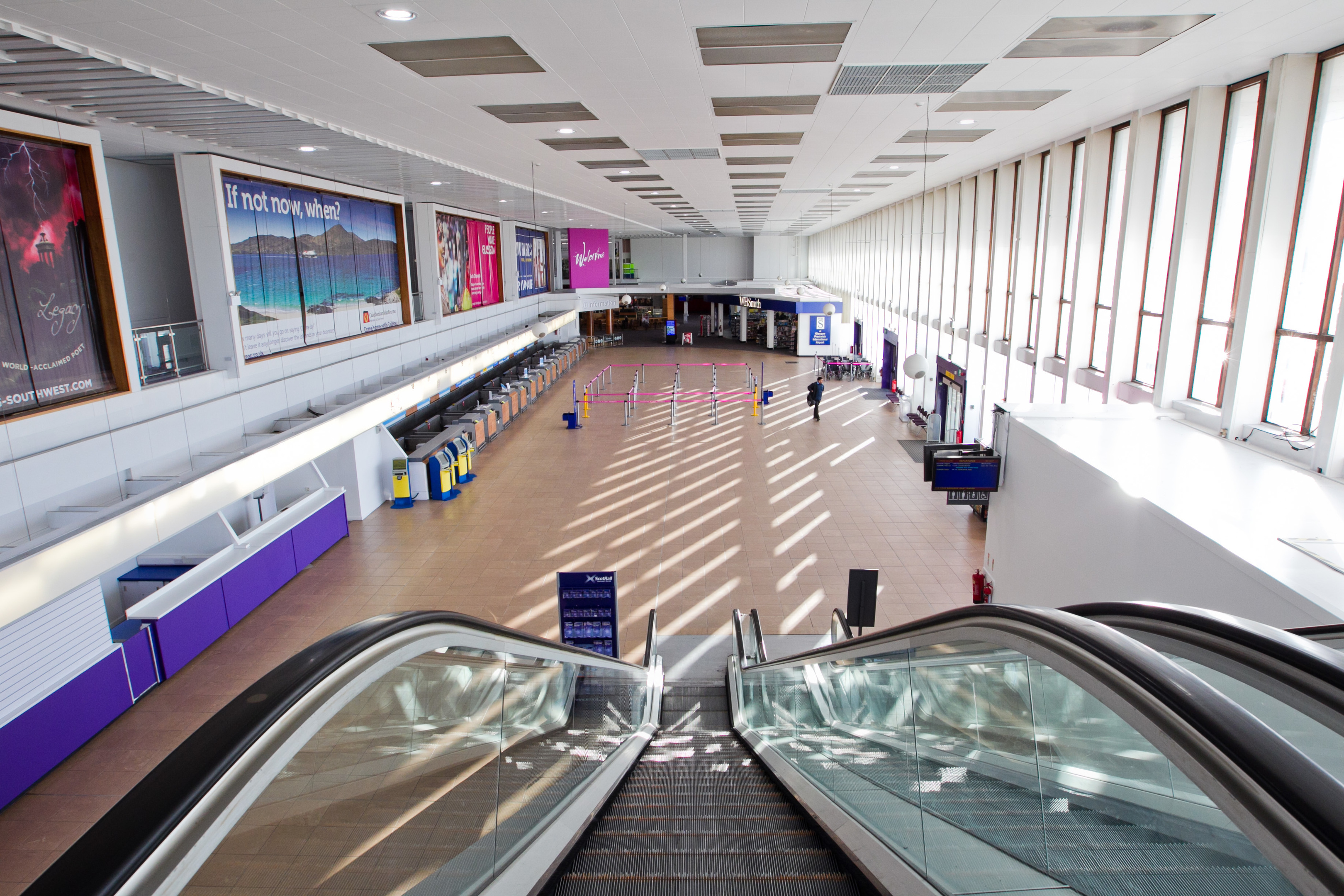 Prestwick Airport (Andrew Cawley / DC Thomson)