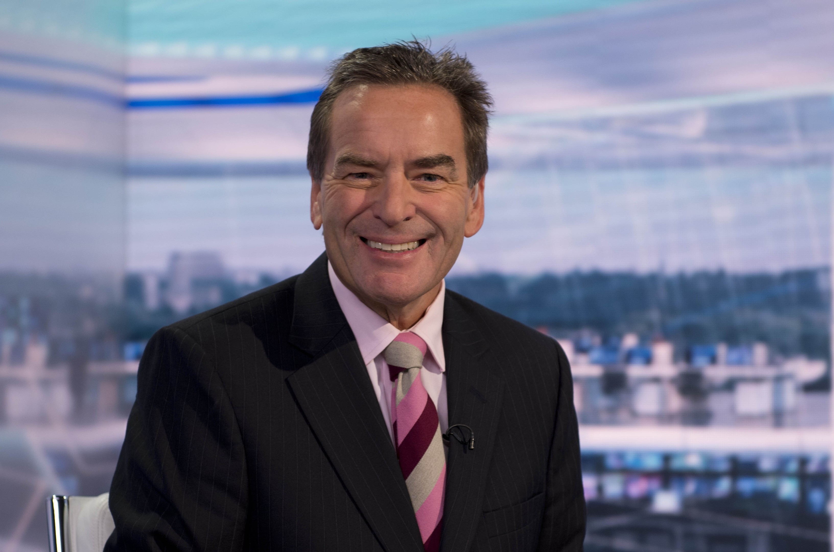 Jeff Stelling (Justin Downing/Bskyb)
