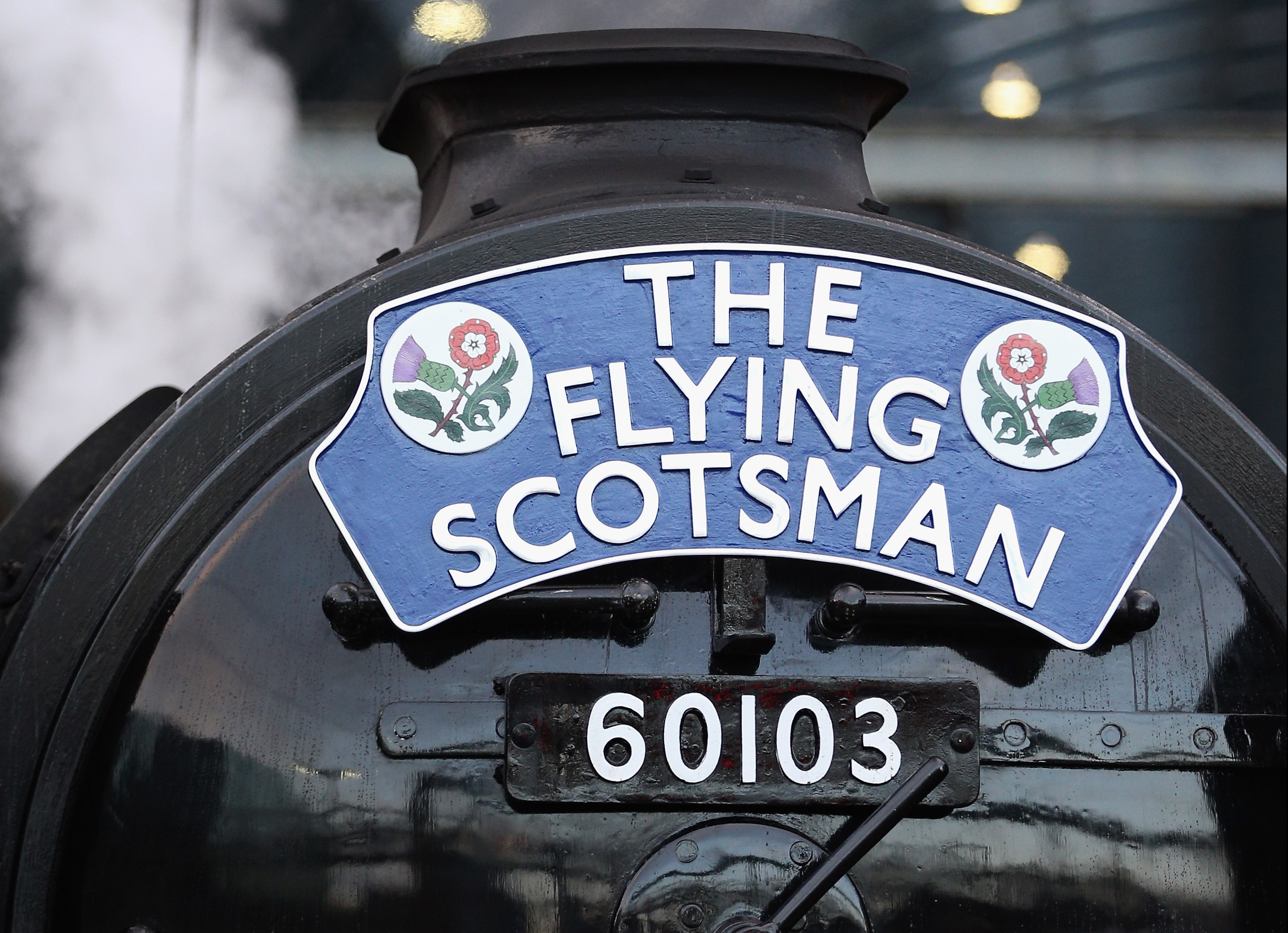 The Flying Scotsman (Dan Kitwood/Getty Images)