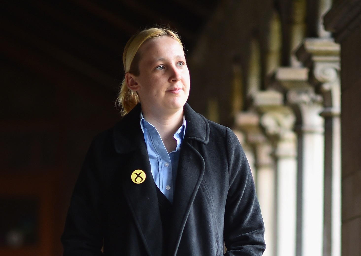 Mhairi Black (Jeff J Mitchell/Getty Images)