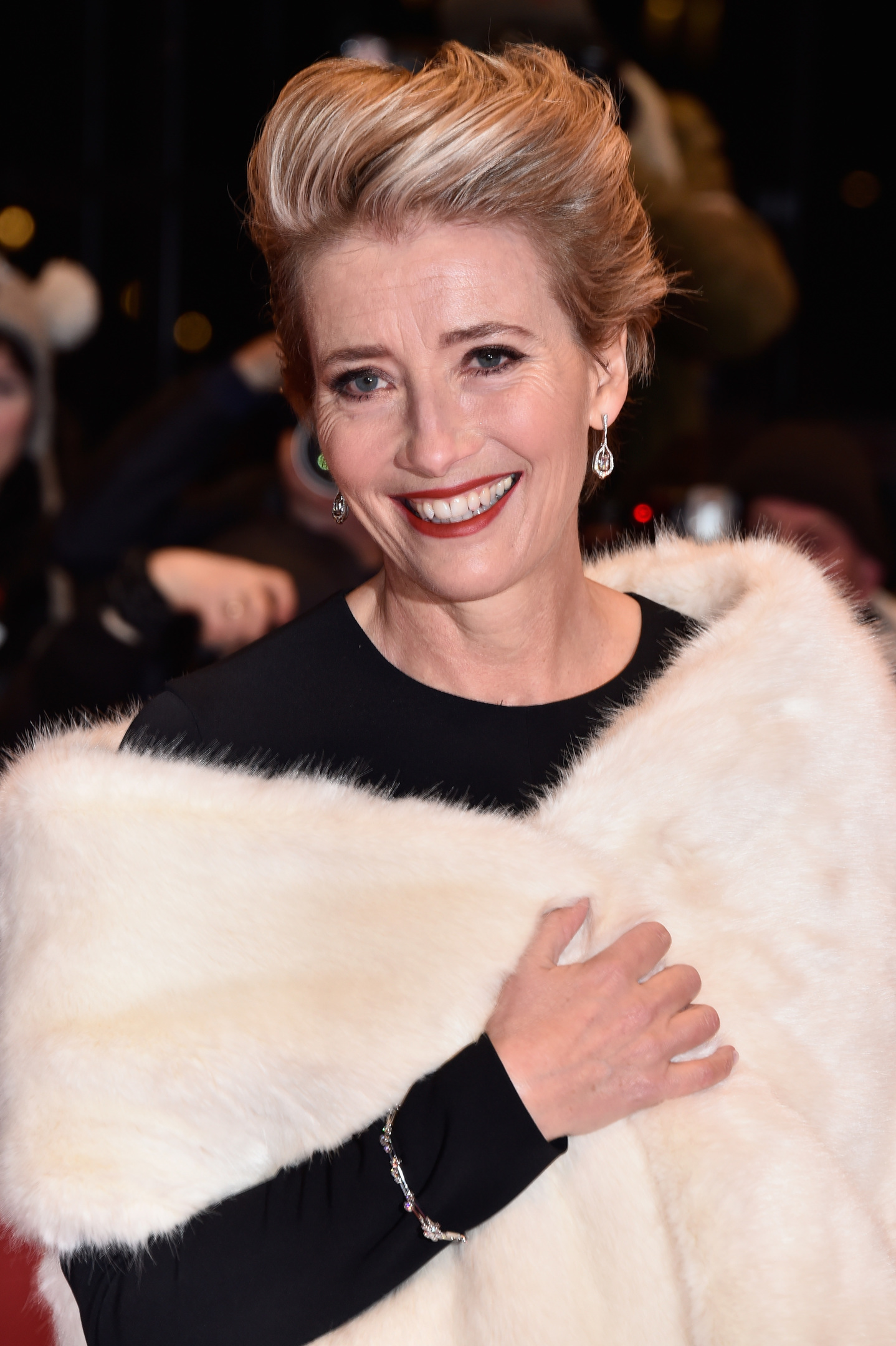 Emma Thompson Pascal Le Segretain/ Getty Images)