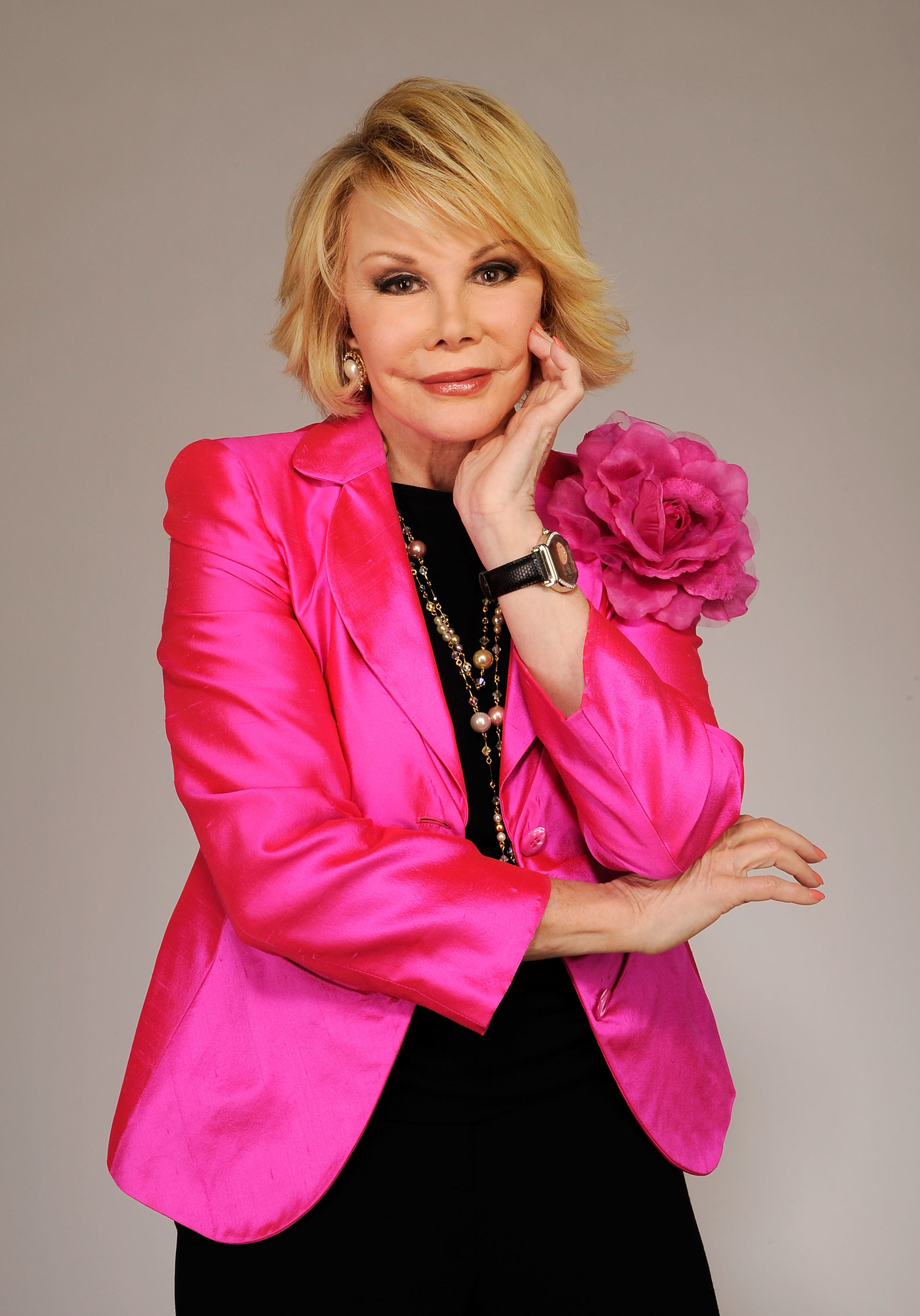 Joan Rivers (Larry Busacca/ Getty Images)