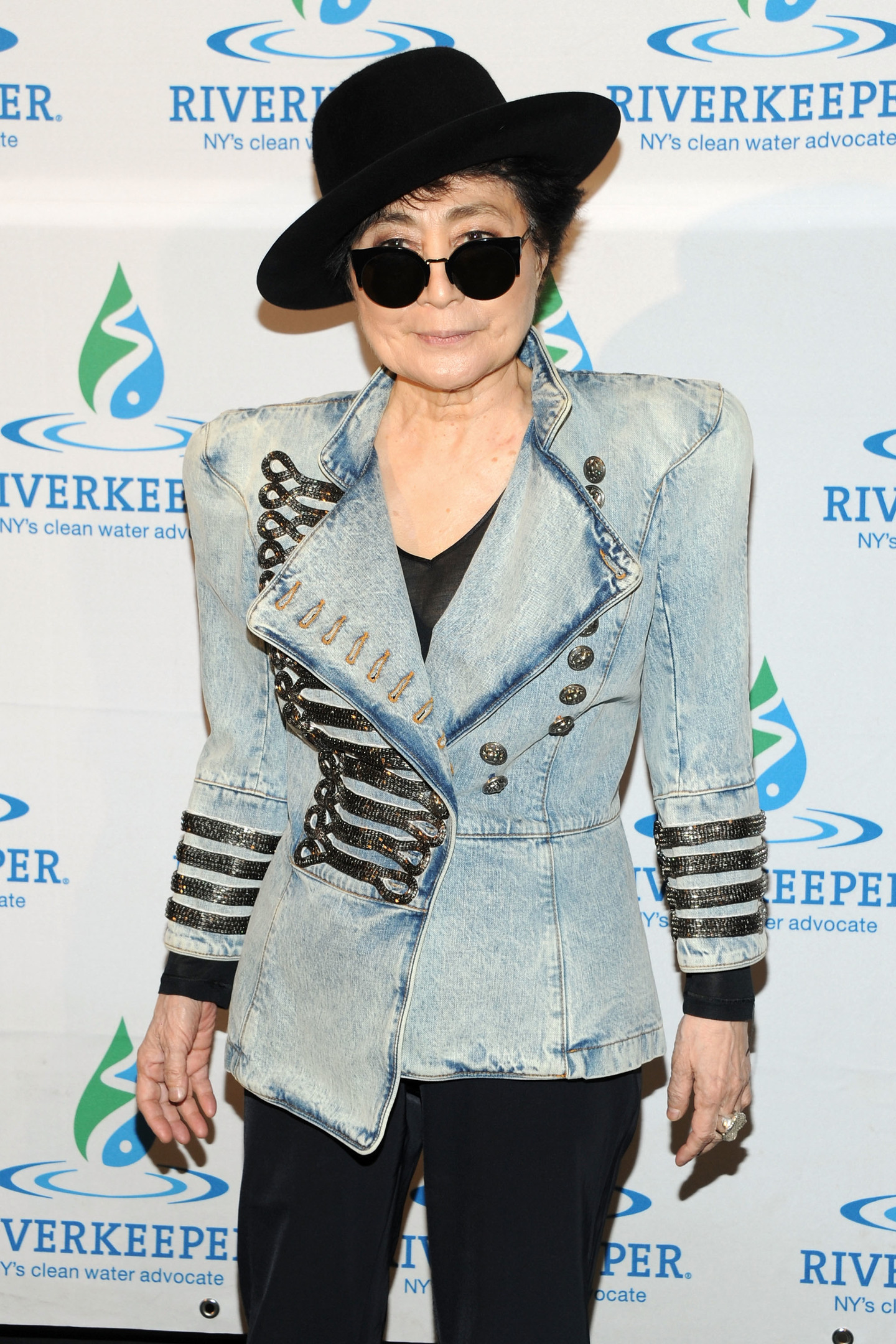 Yoko Ono (Ben Gabbe/ Getty Images)