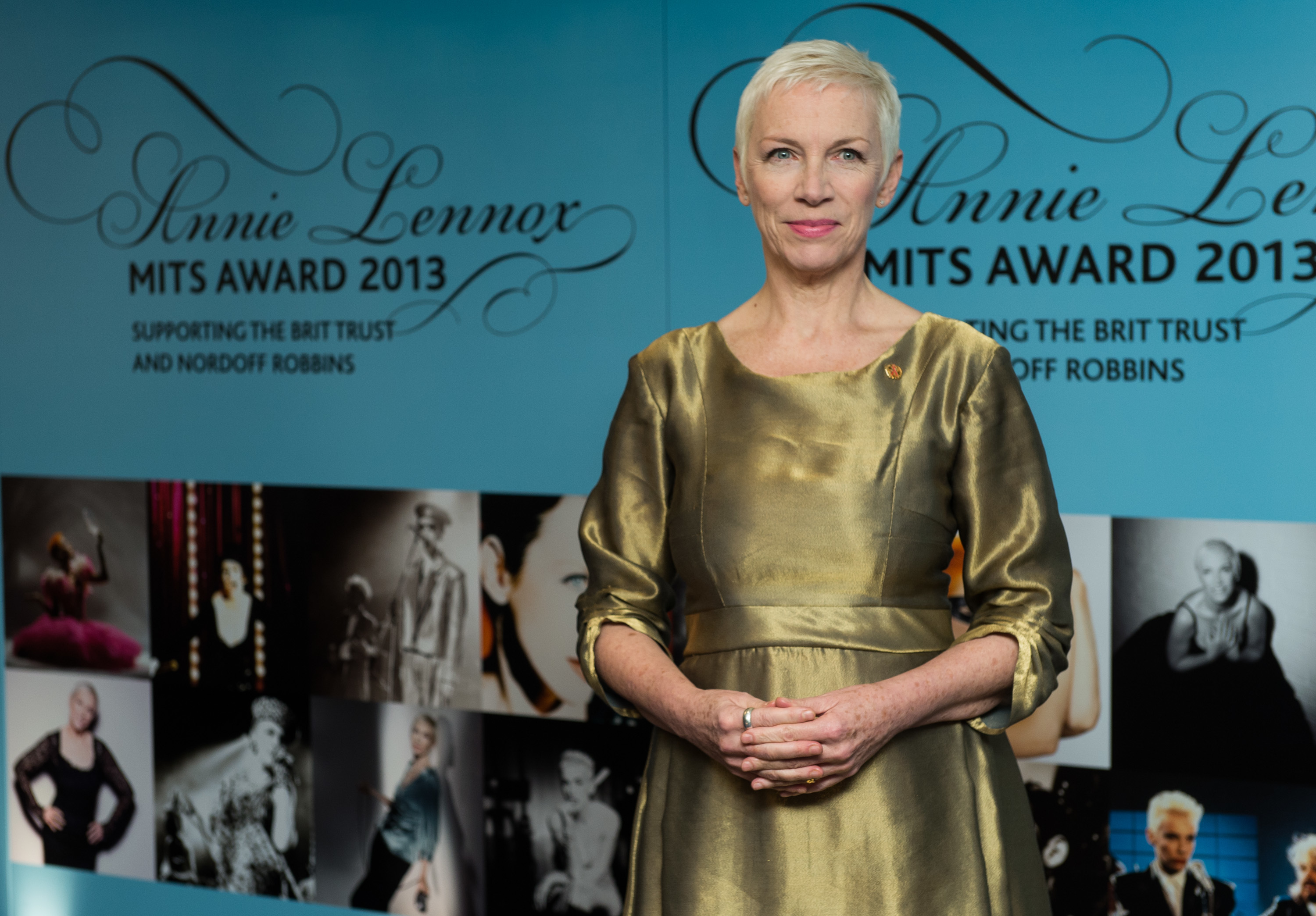 Annie Lennox (Ian Gavan/ Getty Images)