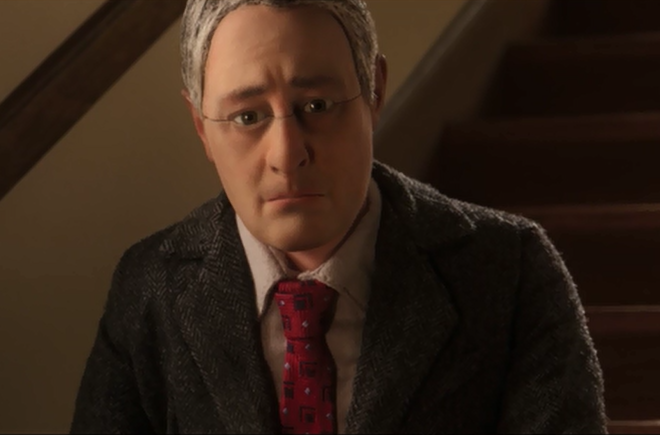 Still from Anomalisa (Curzon Artificial Eye)