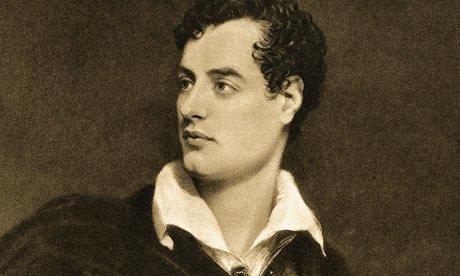 Lord Byron (Bettmann/Corbis)