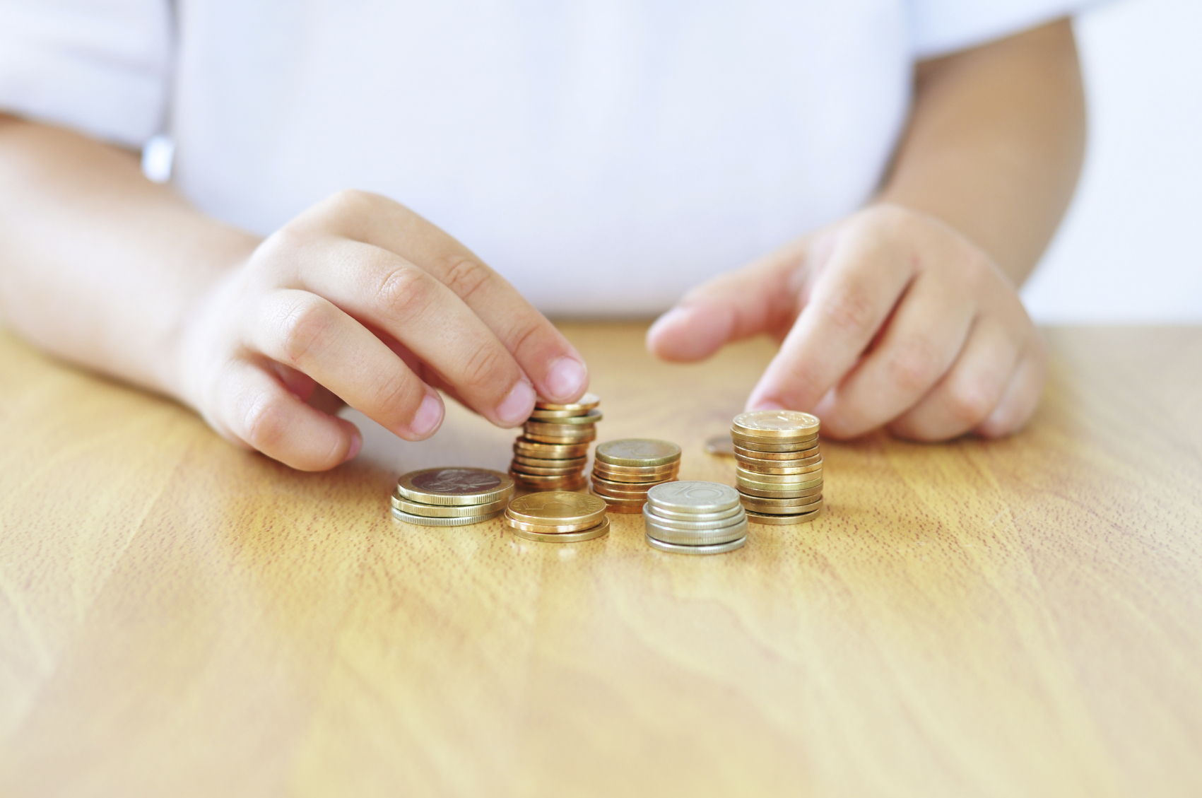 A survey into children's thoughts on money was conducted (Getty Images)