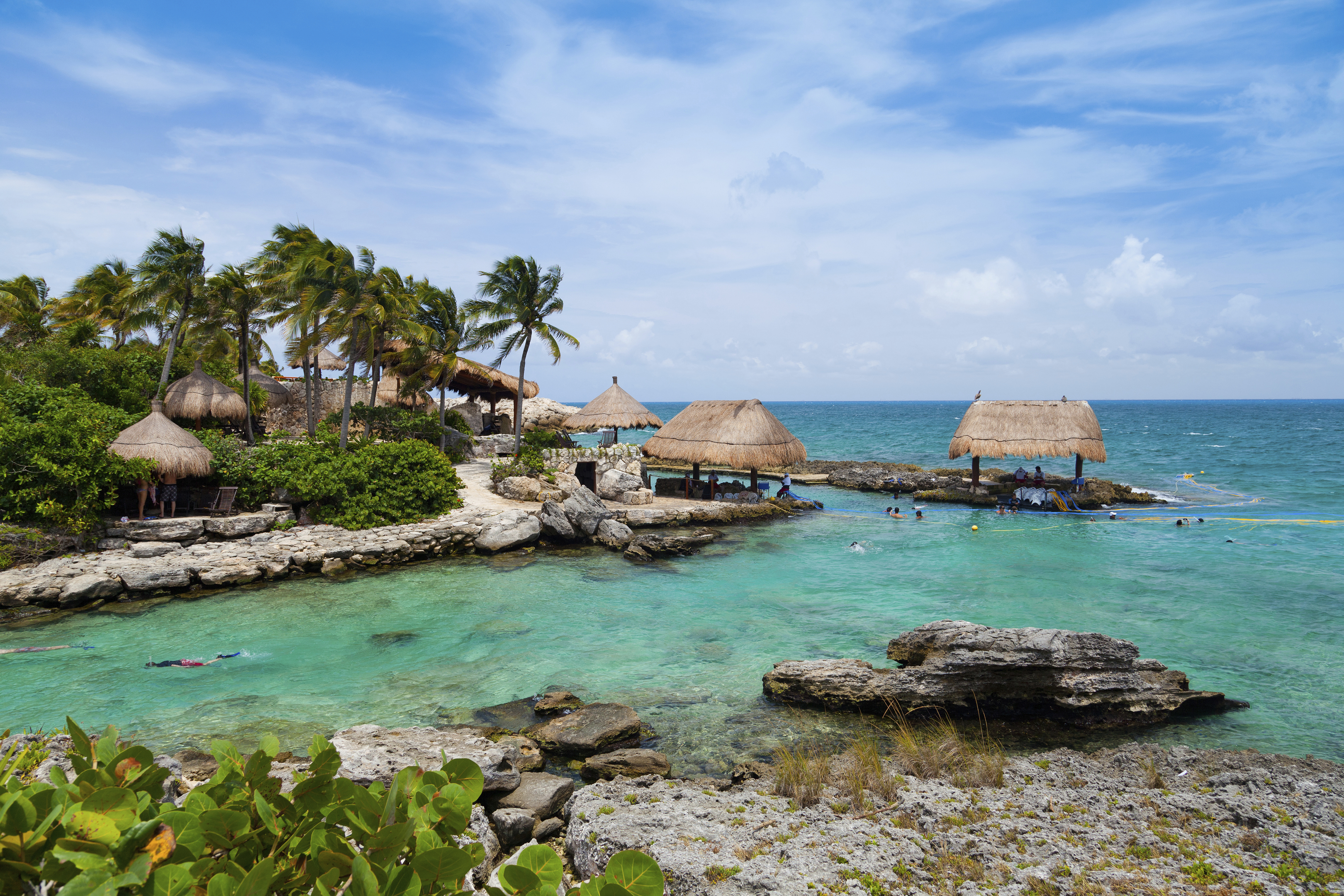 Britons changing £500 for a trip to Cancun will get £76 more in the local currency than 12 months ago, according to the Post Office (Victor Pelaez Torres)