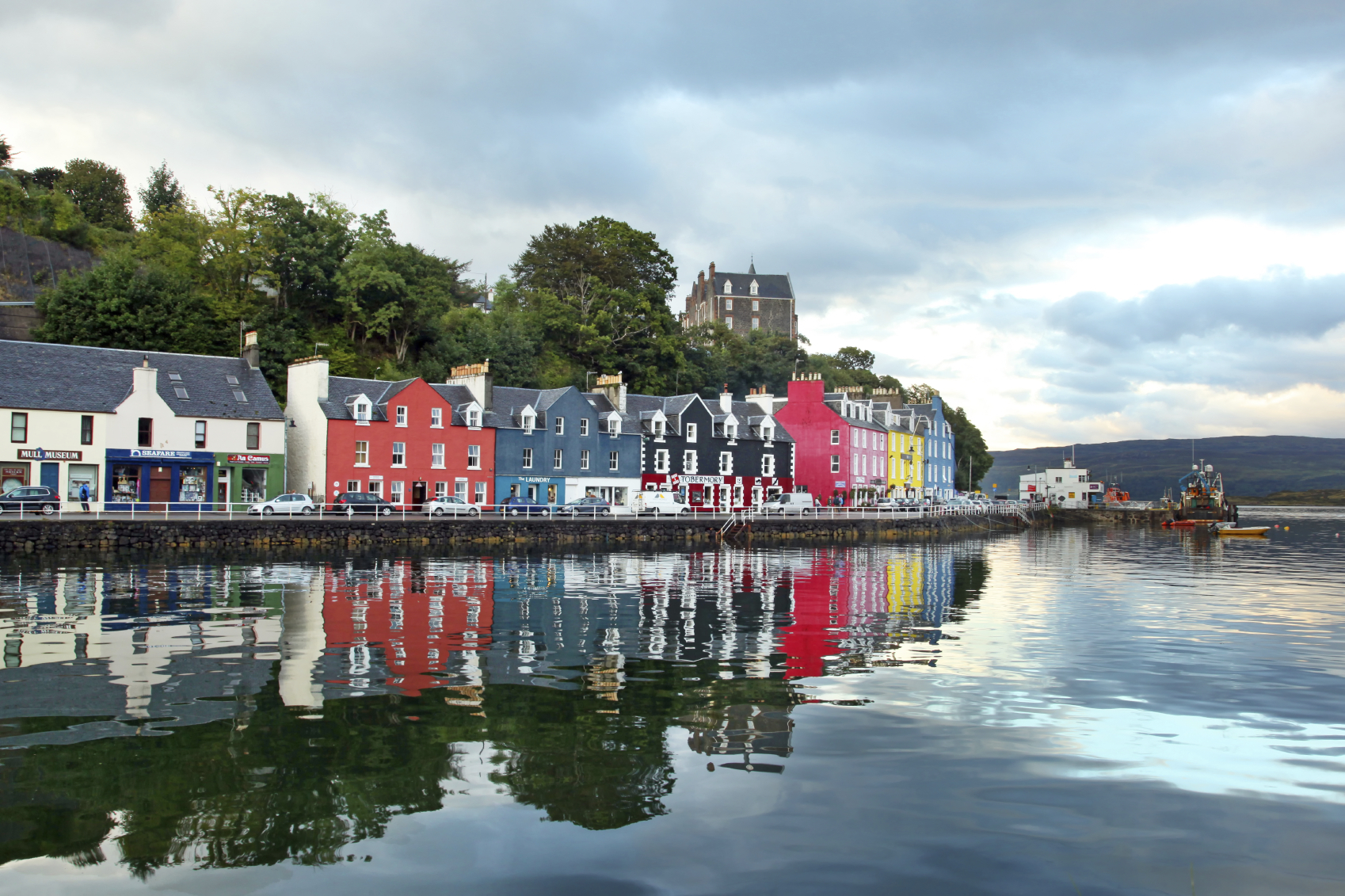 Tobermory, Mull (Getty Images)