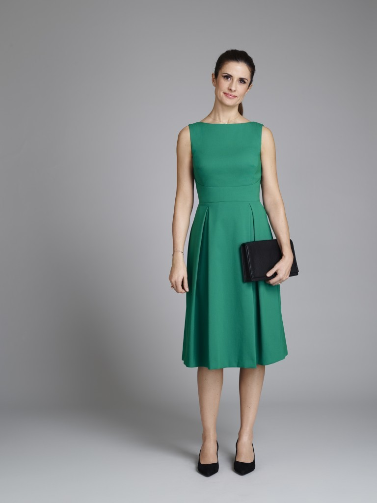 Dress, £79, by Livia Firth at M&S