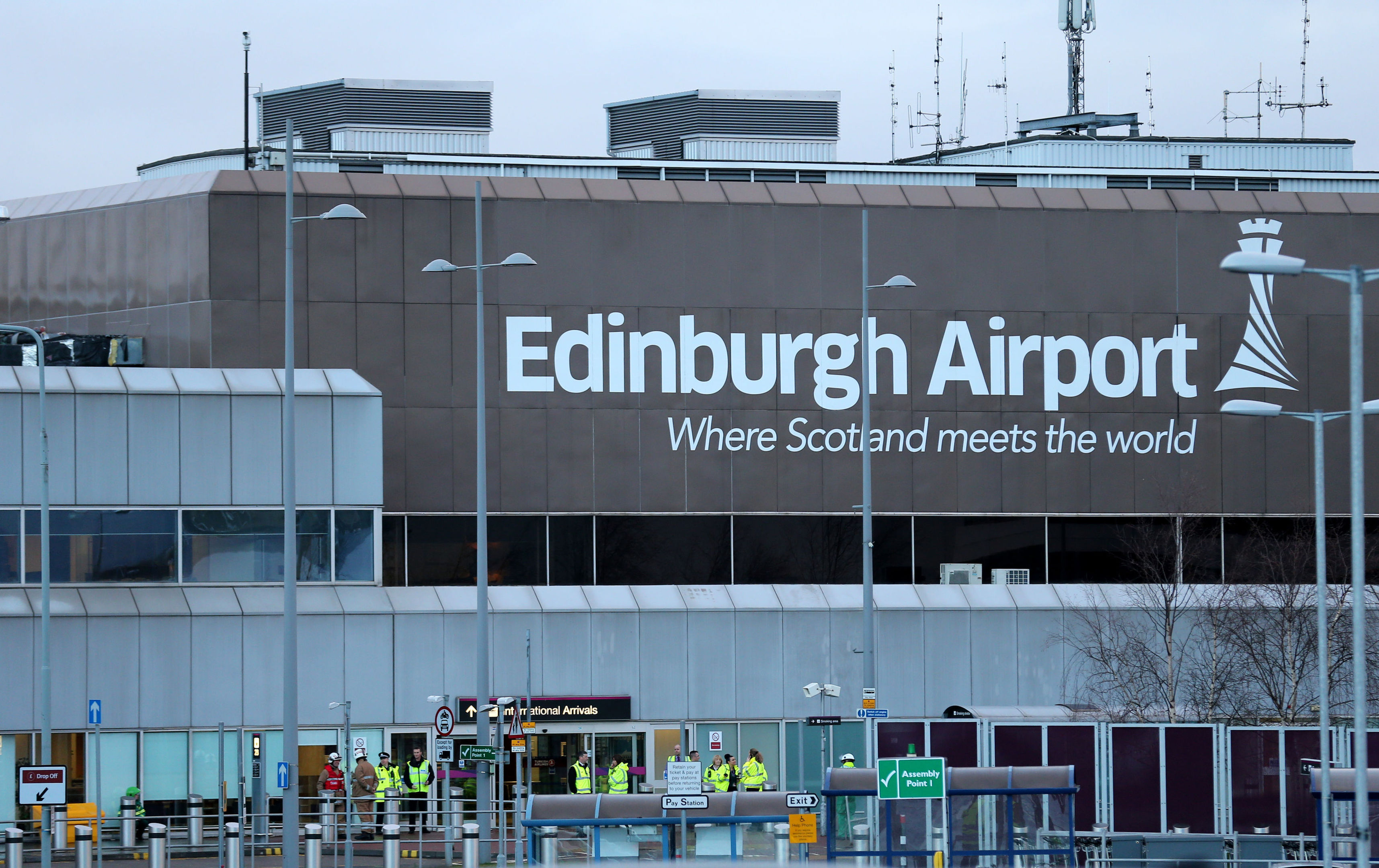 Edinburgh Airport (PA)