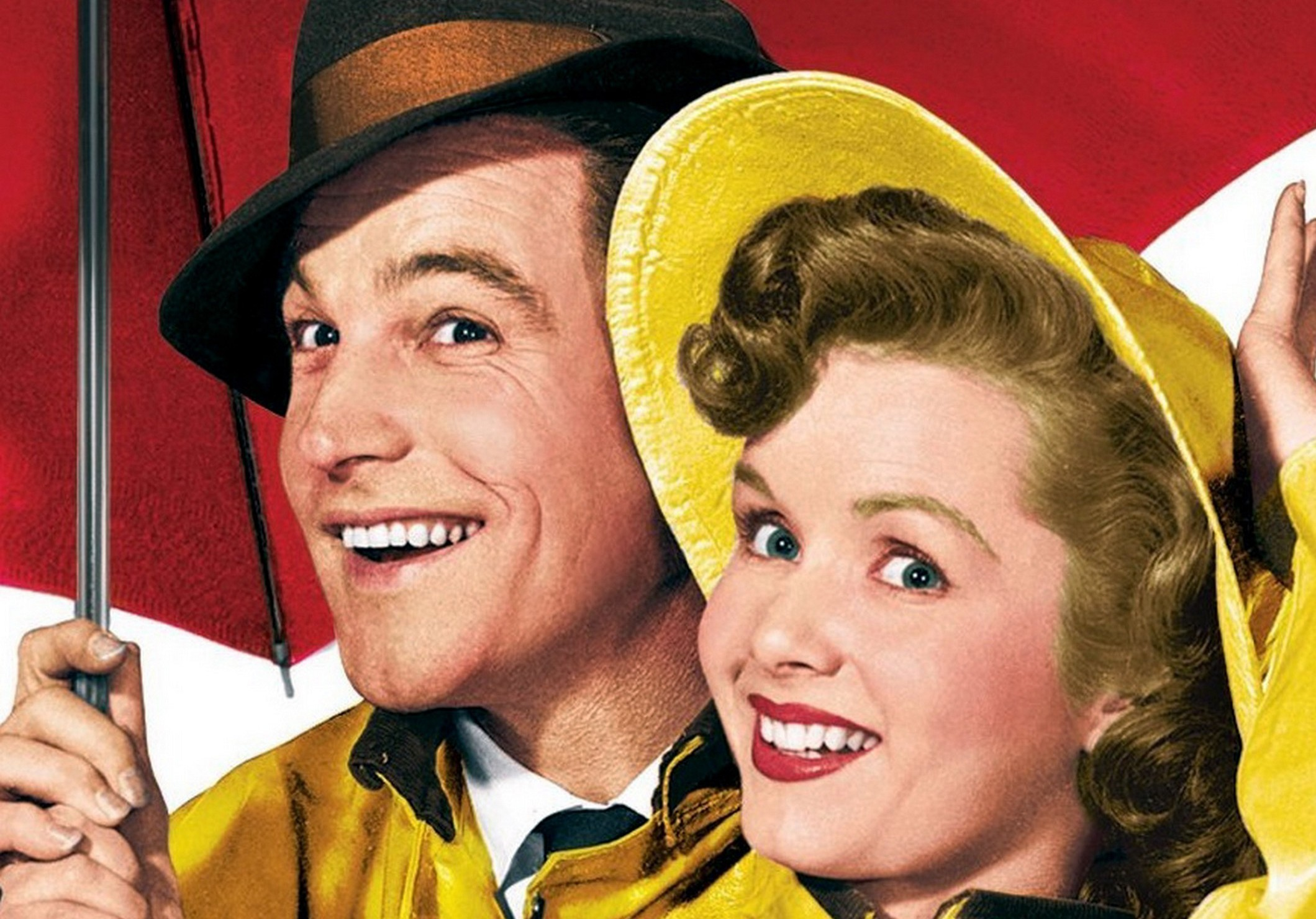 Gene Kelly and Debbie Reynolds star in the classic film (Allstar/MGM)