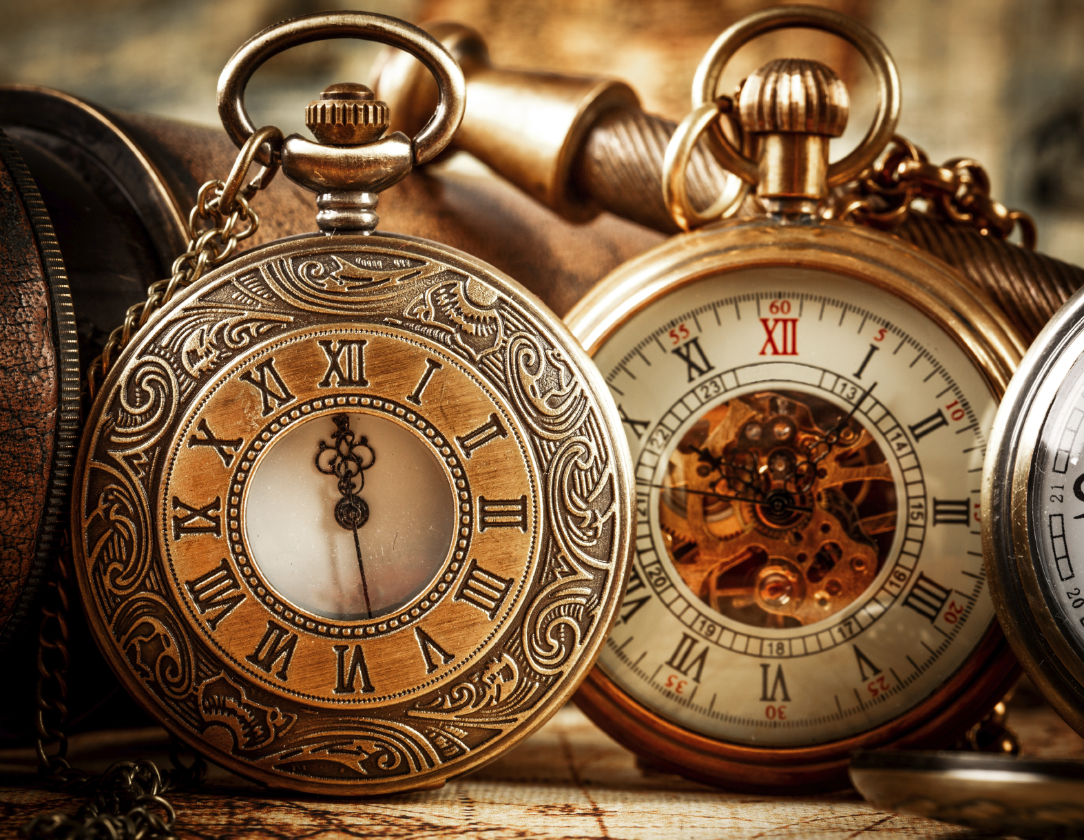 Vintage Antique pocket watch (Getty Images)
