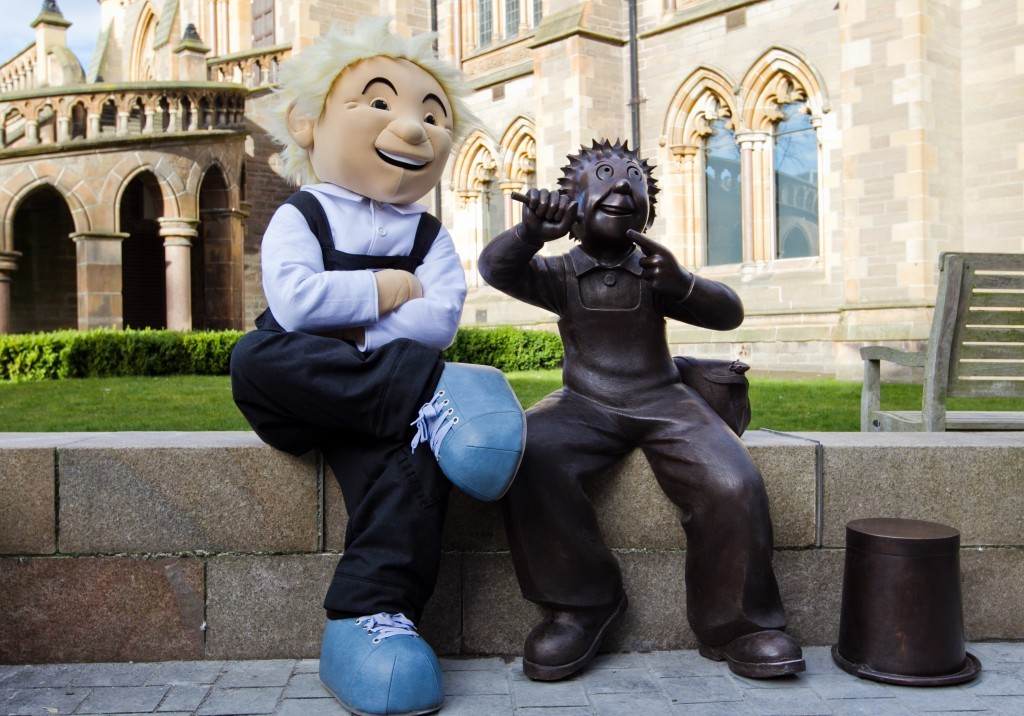 Oor Wullies! (Andrew Cawley / DC Thomson)