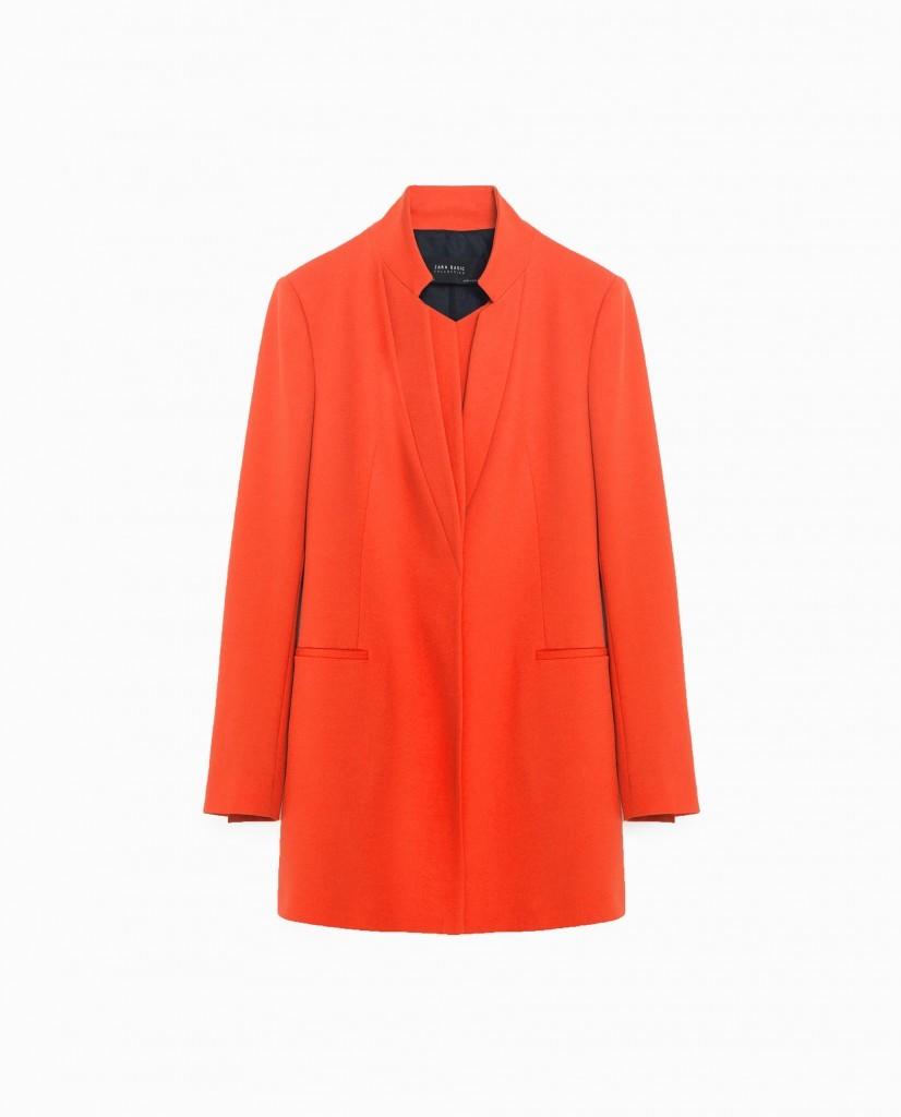 Blazer, £49.99, Zara