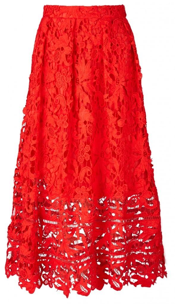 Skirt, £39, Very