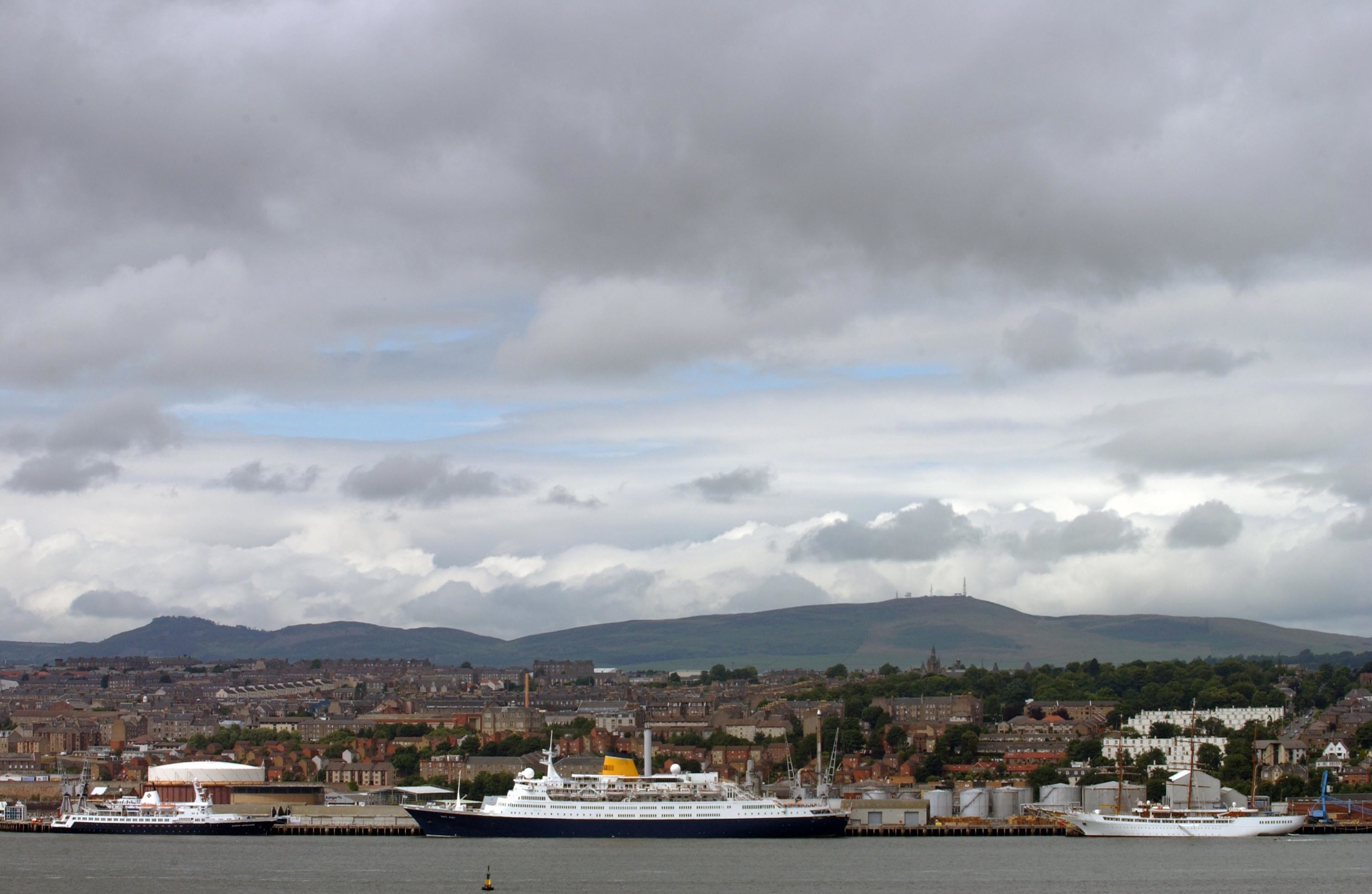 More than 525,000 passengers on 644 vessels are expected to arrive in Scotland this year (Alan Richardson)
